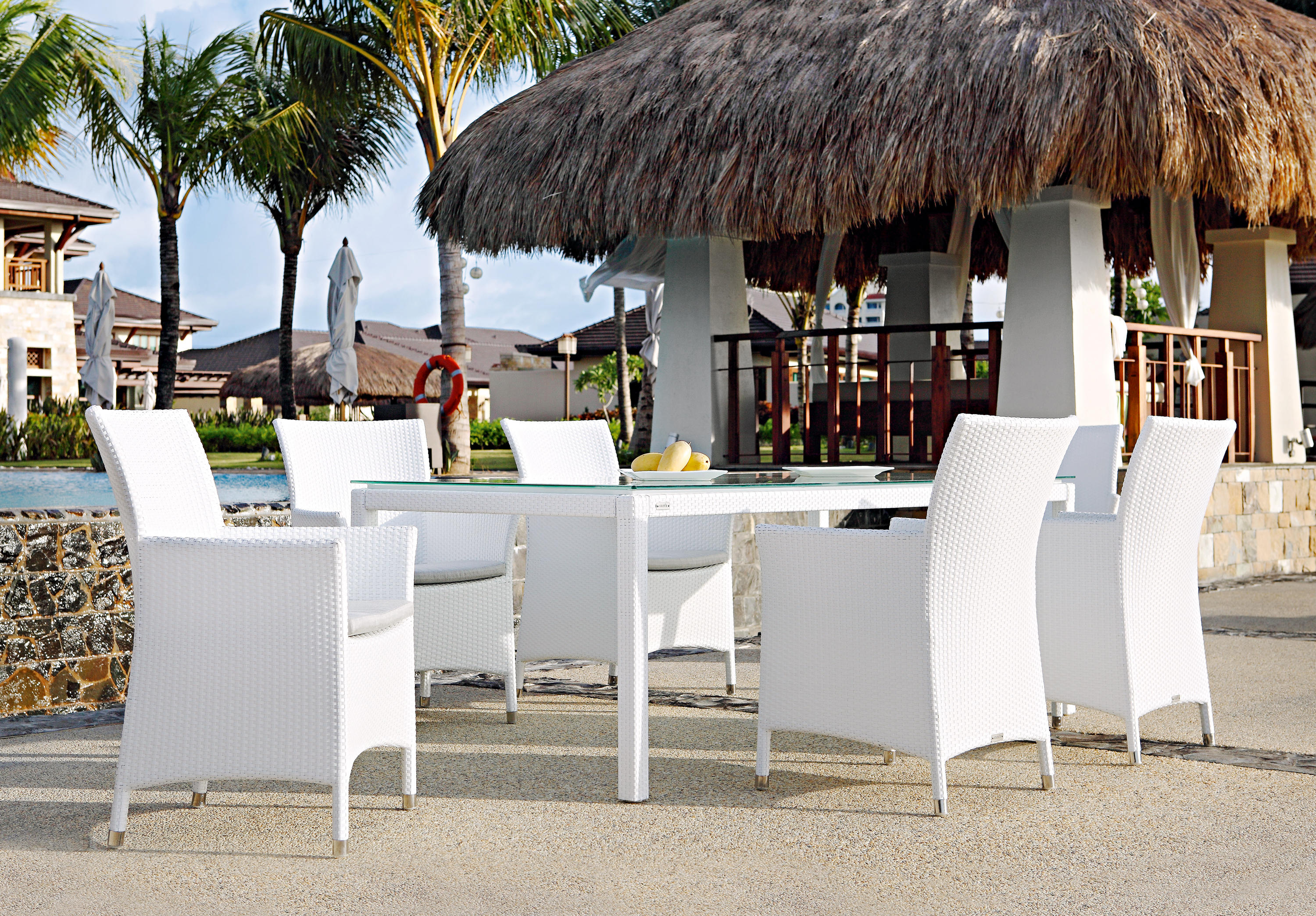 FLORIDA STACKING CHAIR - Garden chairs from Rausch Classics ...