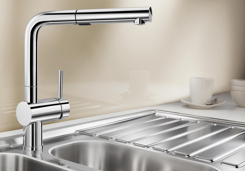 BLANCO LINUS | CHROM - Küchenarmaturen von Blanco | Architonic