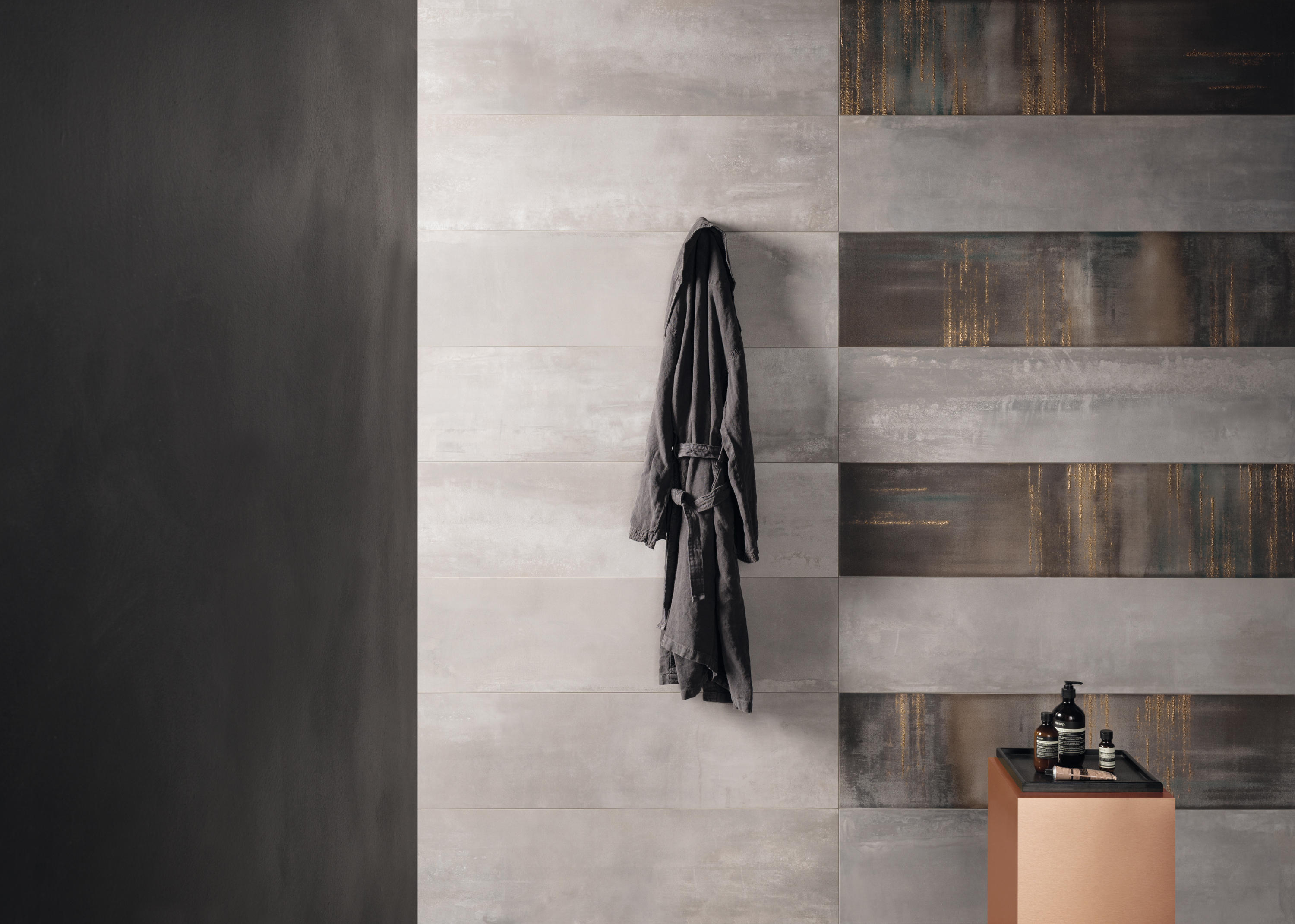Interno 9 dark tiles from abk group architonic for Carrelage 60x120