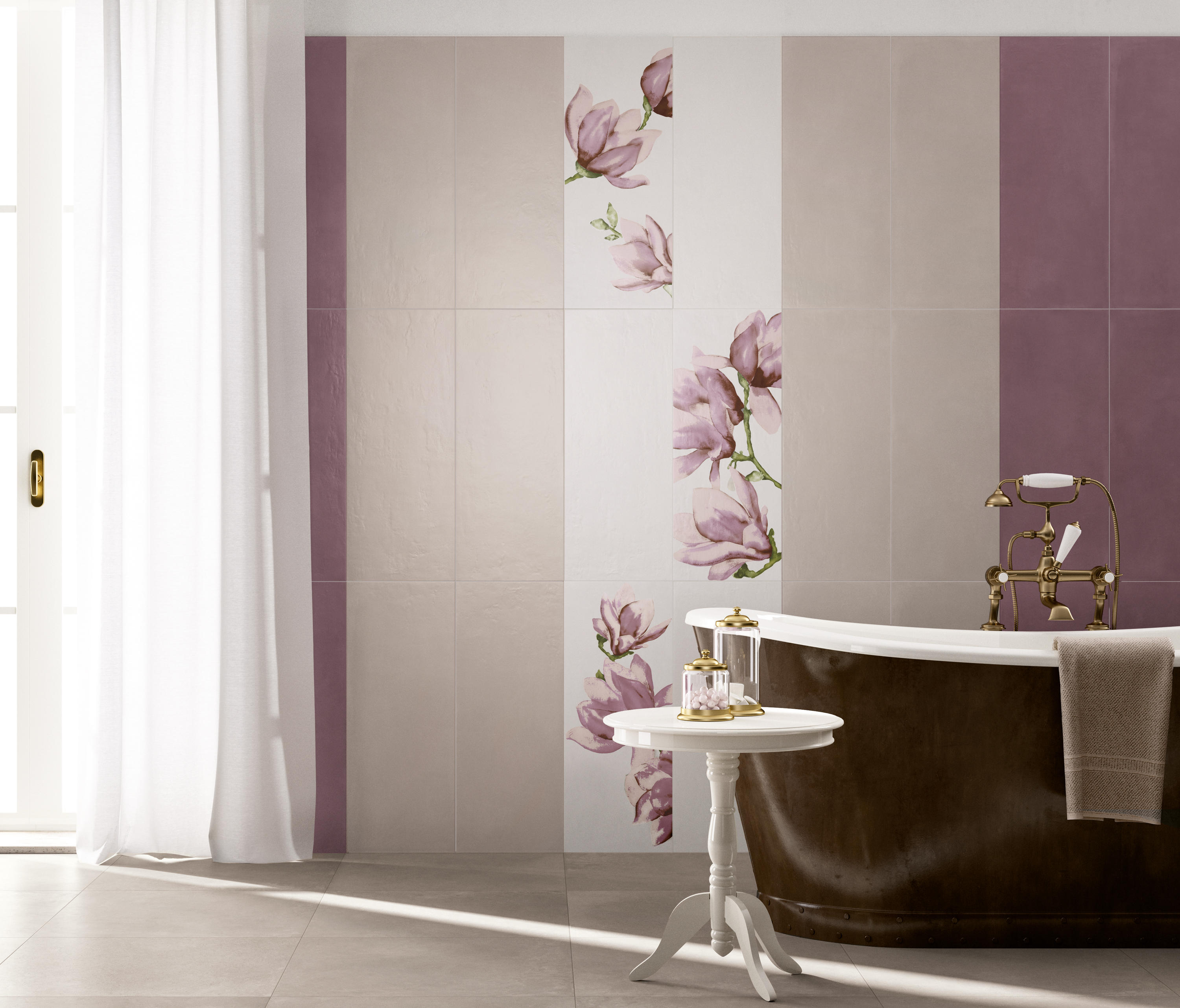Secret Gesso Ceramic Tiles From Abk Group Architonic