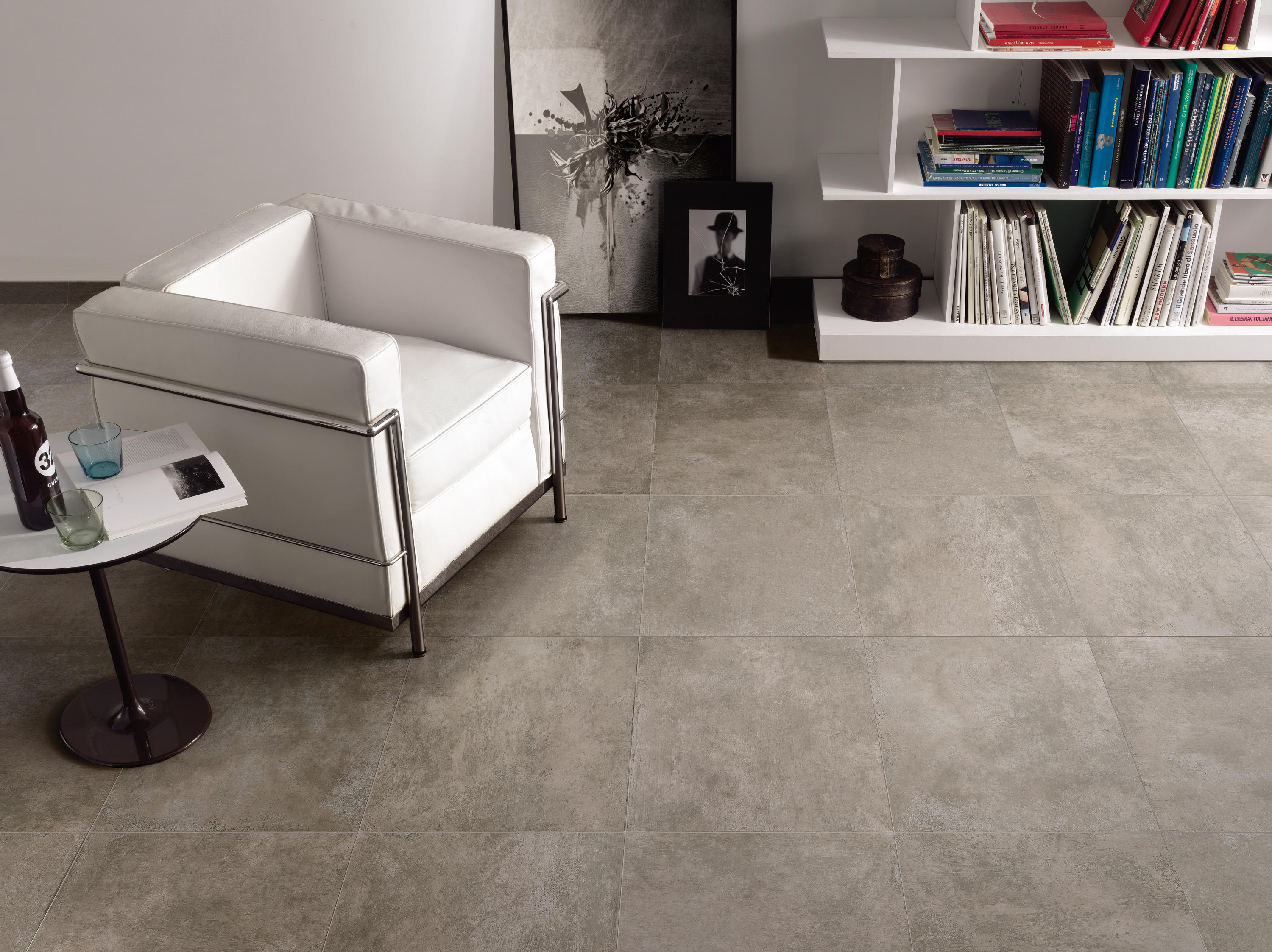 Miniwalk greige carrelages de ascot ceramiche architonic for Carrelage 80x80 gris