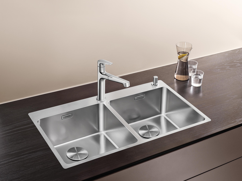 Blanco zerox 700 u stainless steel undermount sink -  Blanco Andano 180 If By Blanco