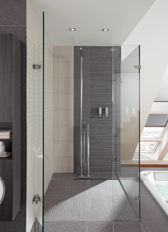 DU.338X SHOWER SYSTEM - Shower hinges from MWE Edelstahlmanufaktur ...