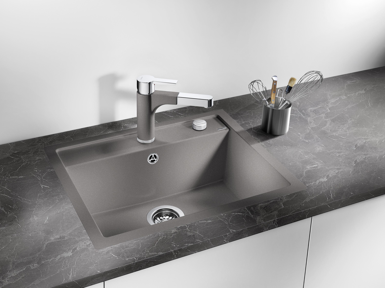 Blanco Dalago 5 Silgranit Anthracite Kitchen Sinks From Blanco