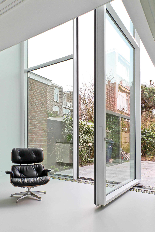 Projected Top Hung Window Sistemi Finestre Jansen