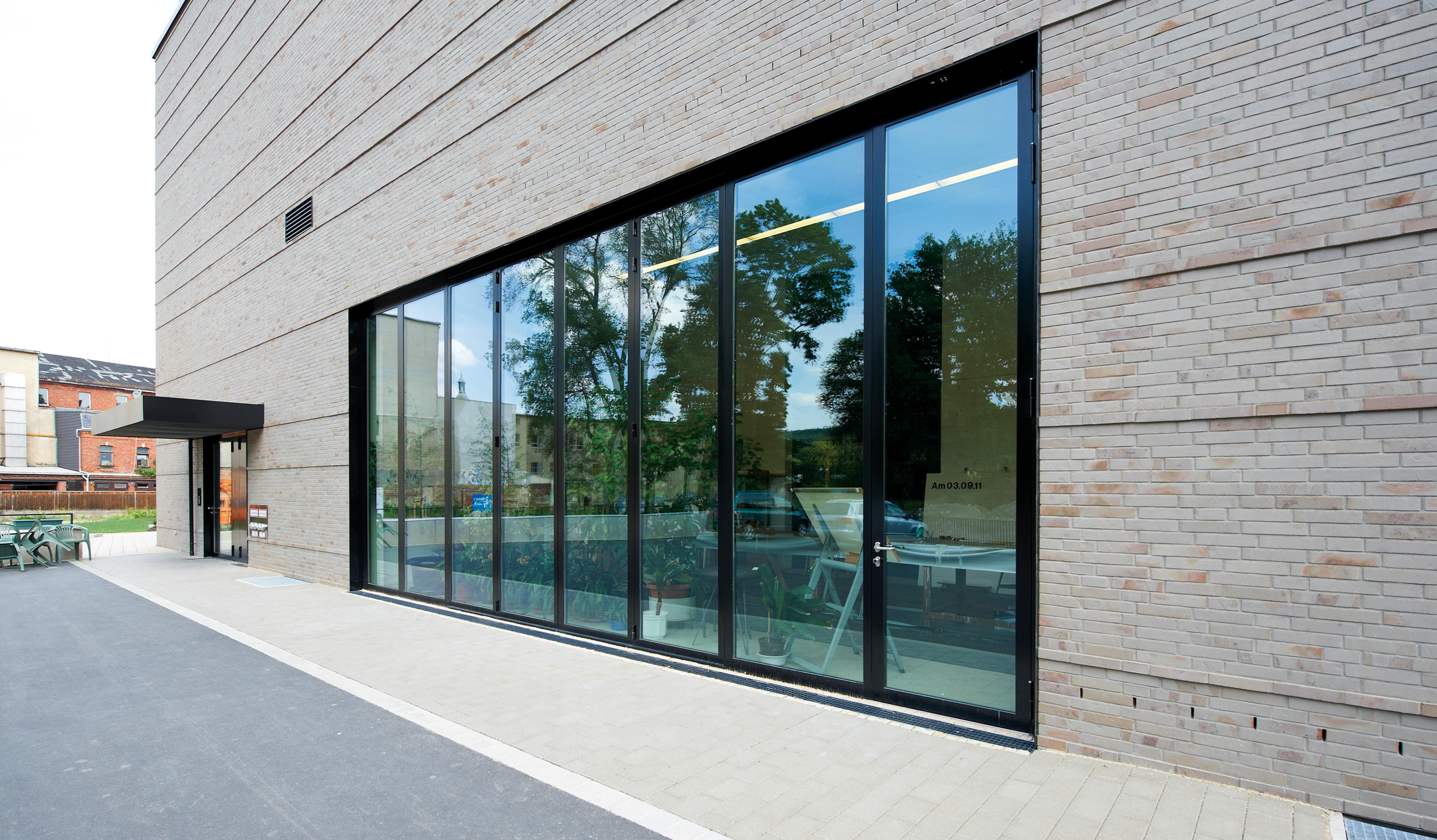 Janisol Lift And Slide Door Patio Doors From Jansen Architonic