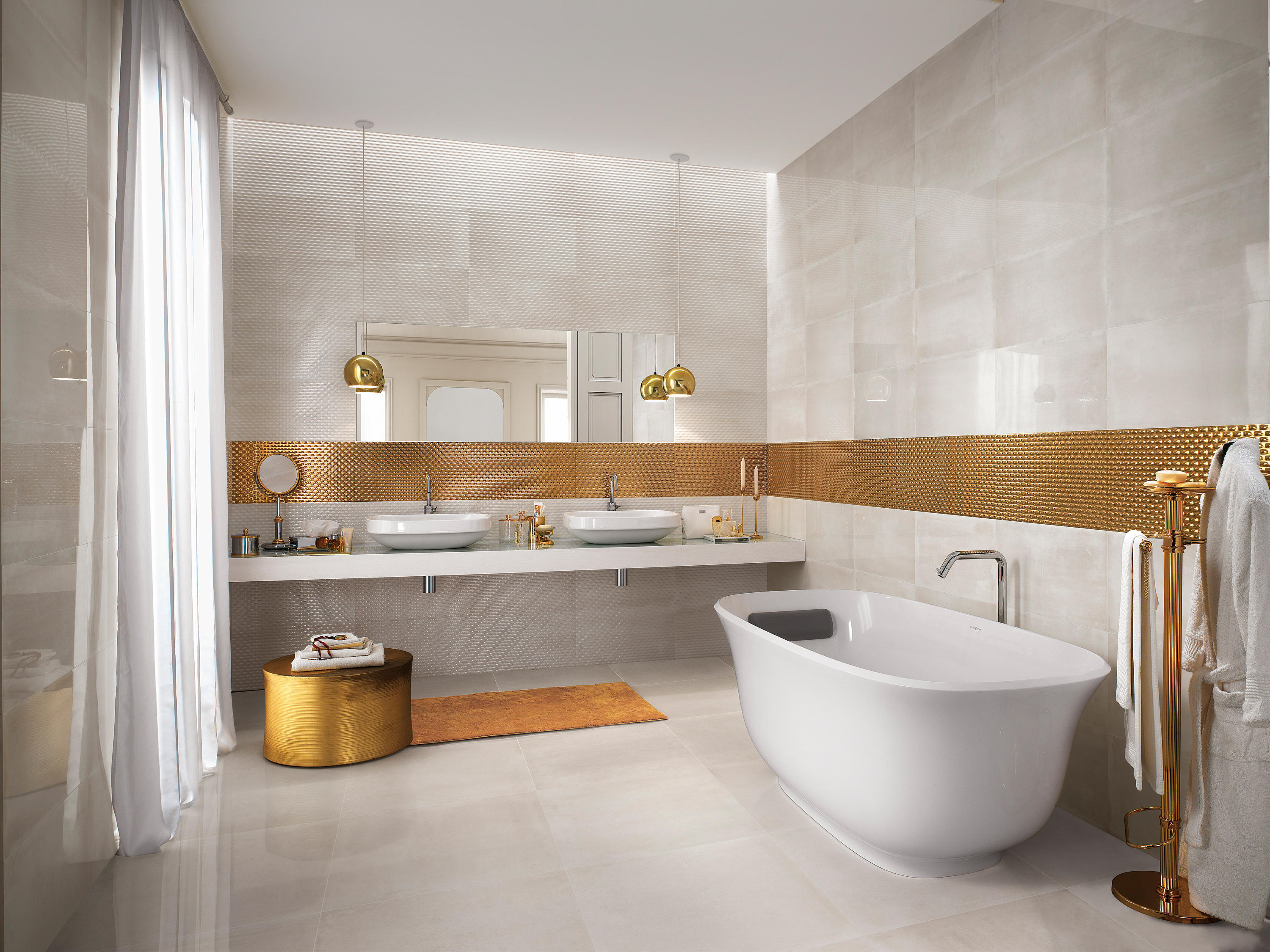 FRAME WHITE - Ceramic tiles from Fap Ceramiche | Architonic