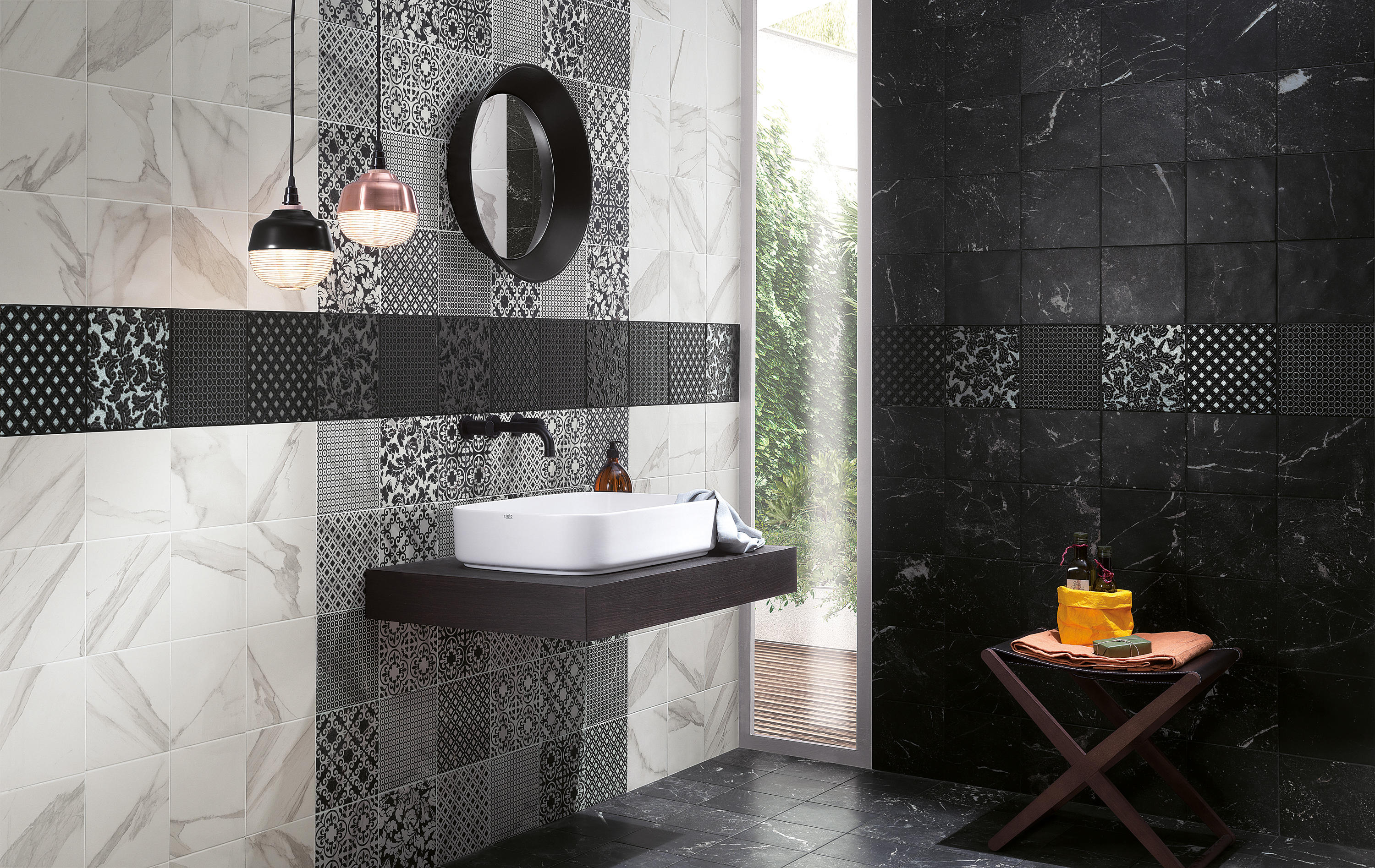 Roma statuario ceramic tiles from fap ceramiche architonic - Ceramiche decorative ...