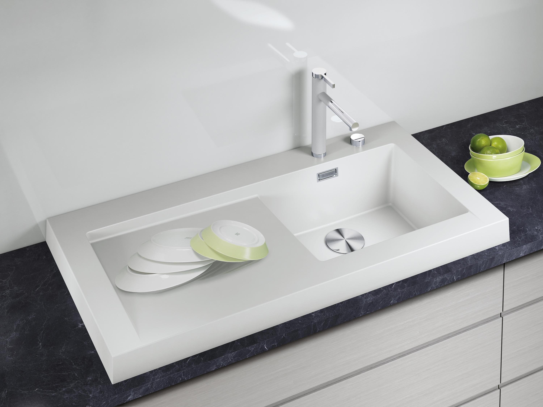 blanco modex m 60 silgranit anthrazit k chensp lbecken von blanco architonic. Black Bedroom Furniture Sets. Home Design Ideas