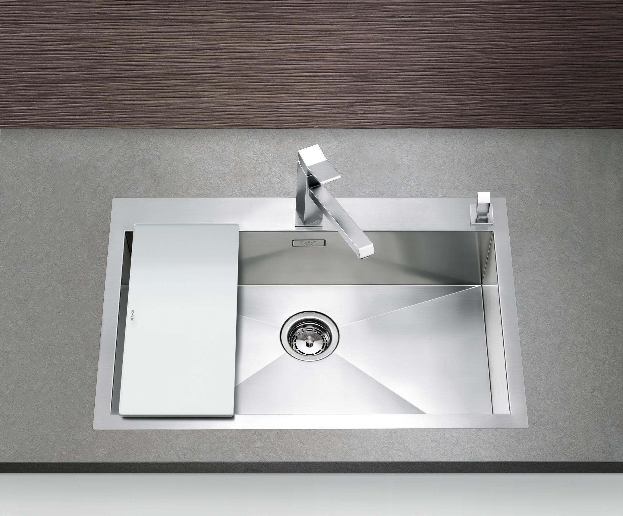 Blanco zerox 700 u stainless steel undermount sink -  Blanco Zerox 180 If By Blanco