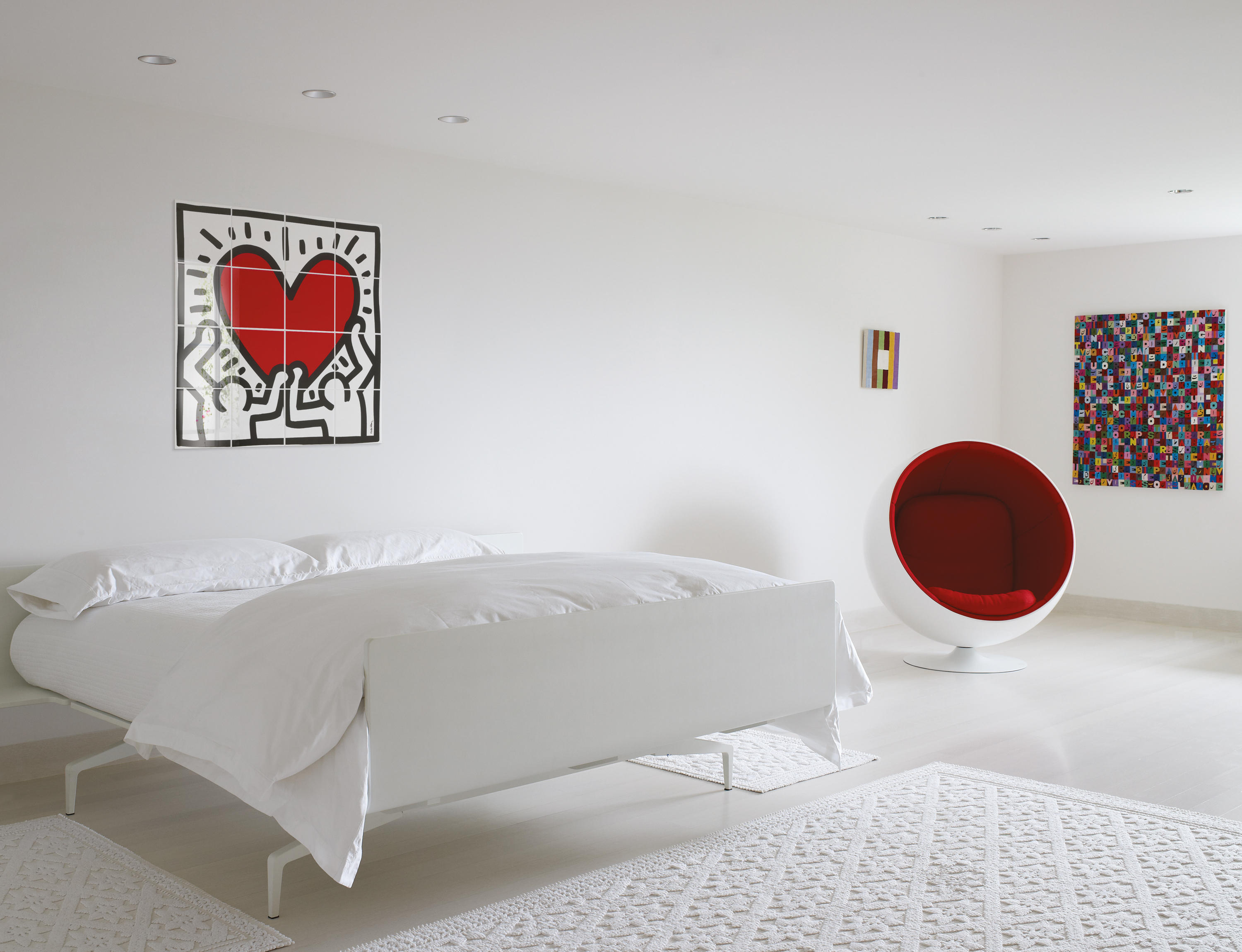 Keith Haring Ceramic Tiles From Ascot Ceramiche Architonic