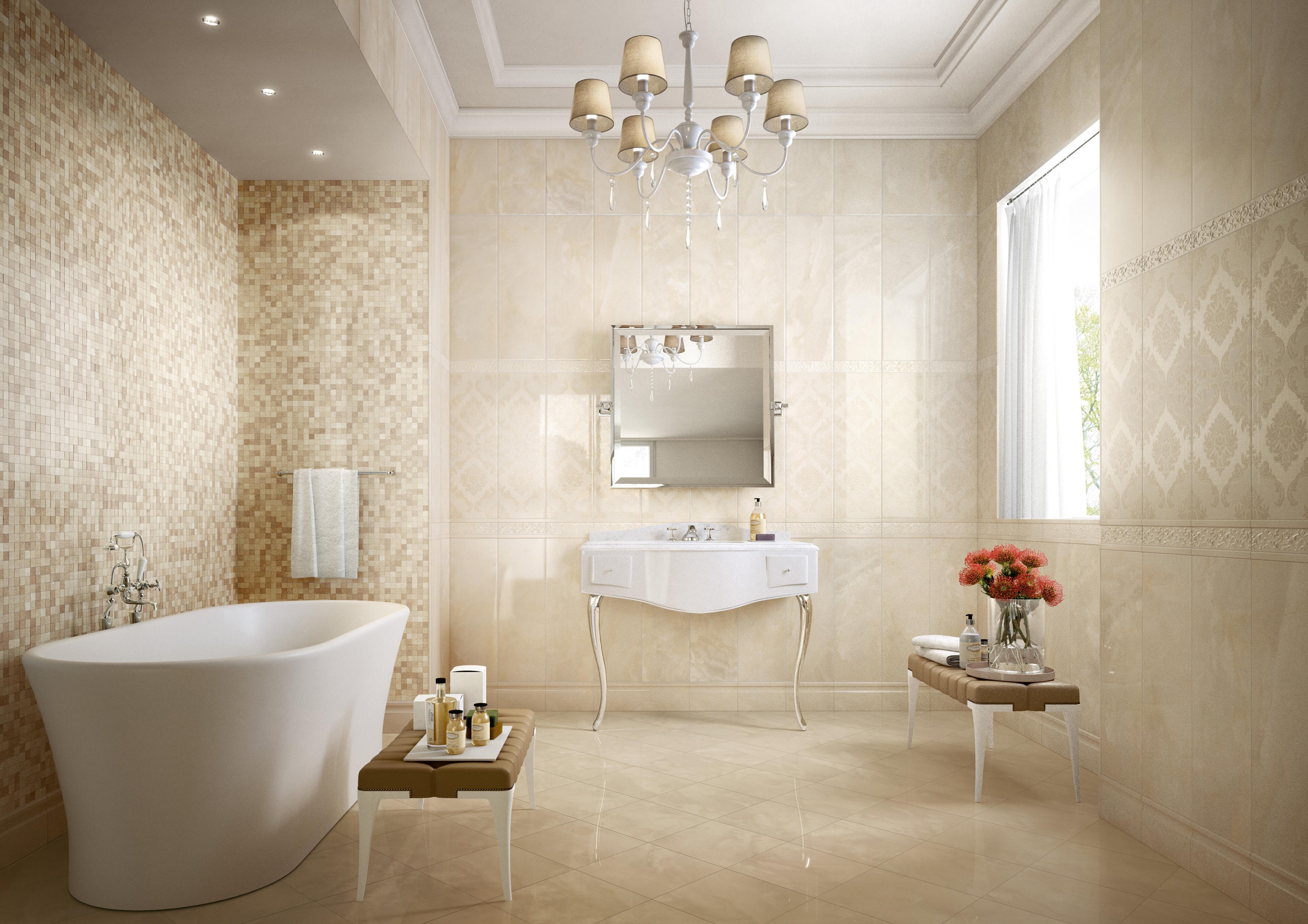 GLAMOURWALL CALCATTA - Ceramic tiles from ASCOT CERAMICHE | Architonic