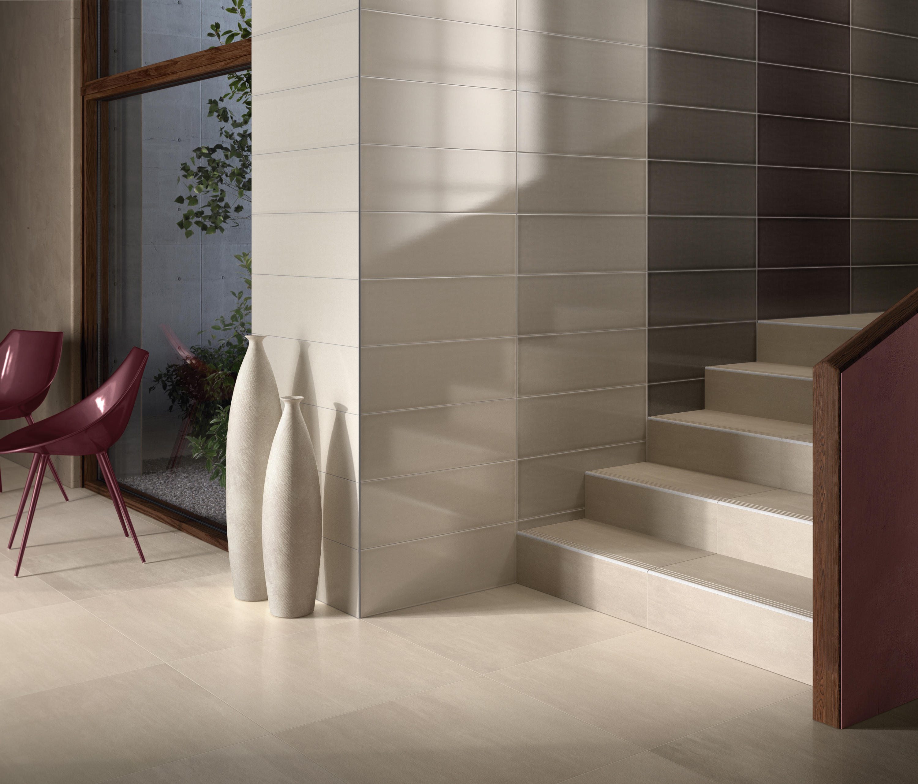 Fliesen Concept: Ceramic Tiles From Villeroy