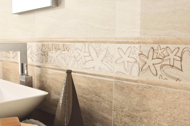 Piastrelle bagno con torello greca per bagno torello per piastrelle top deluxe beige torello - Stock piastrelle versace ...