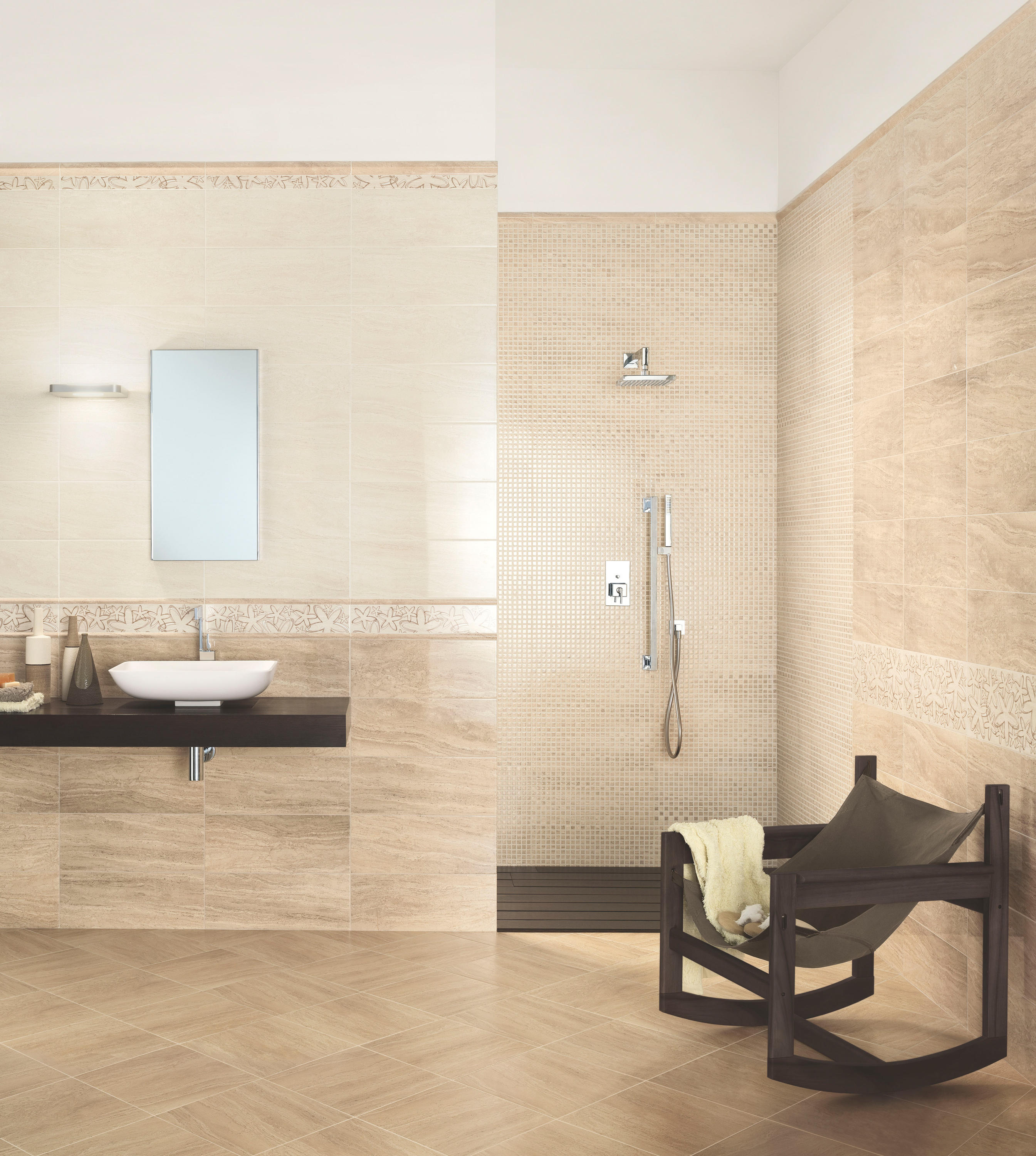 MISTY BEIGE - Ceramic tiles from ASCOT CERAMICHE   Architonic