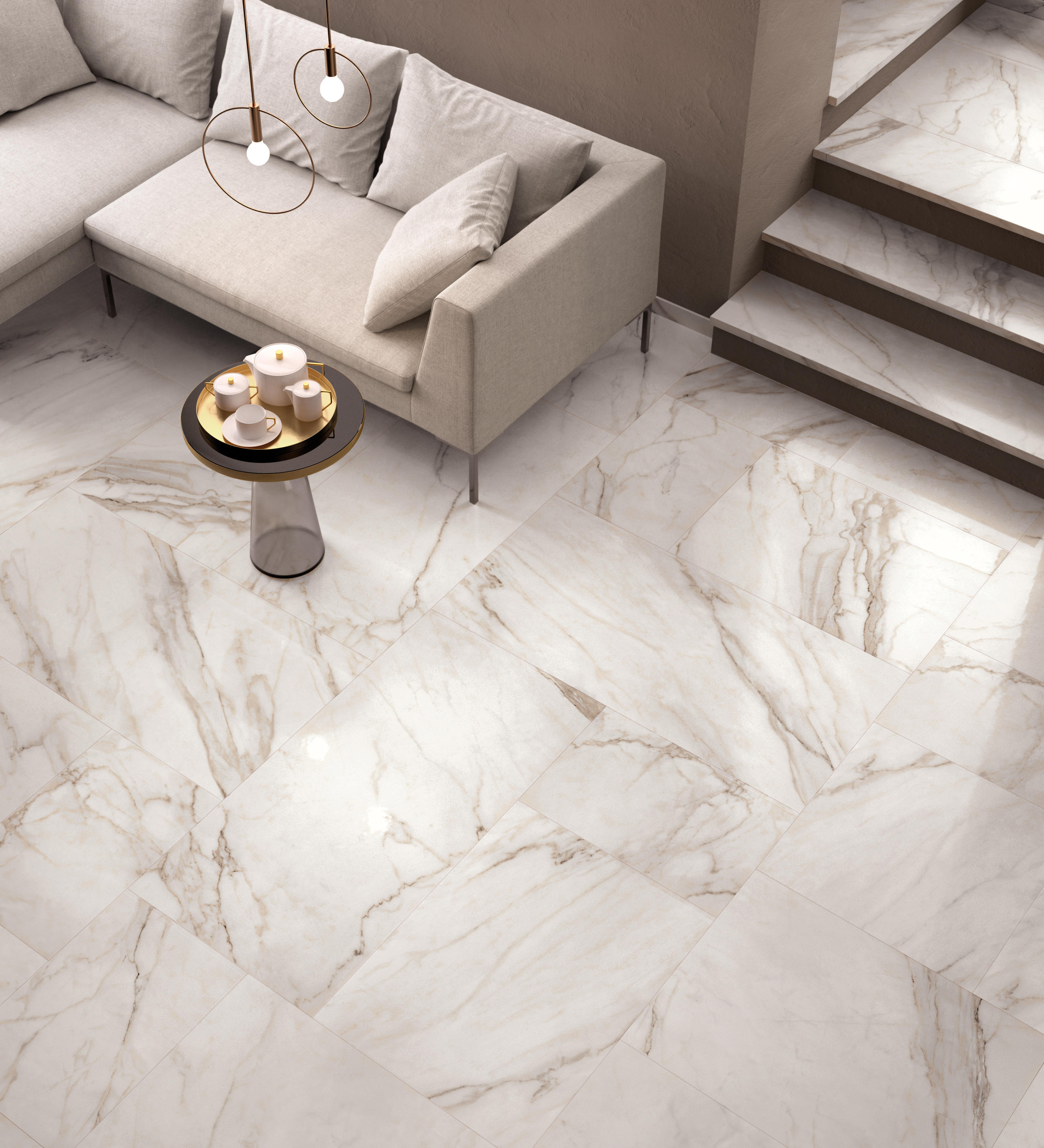 Supreme floor tiles from flaviker architonic for Carrelage sol interieur 60x60