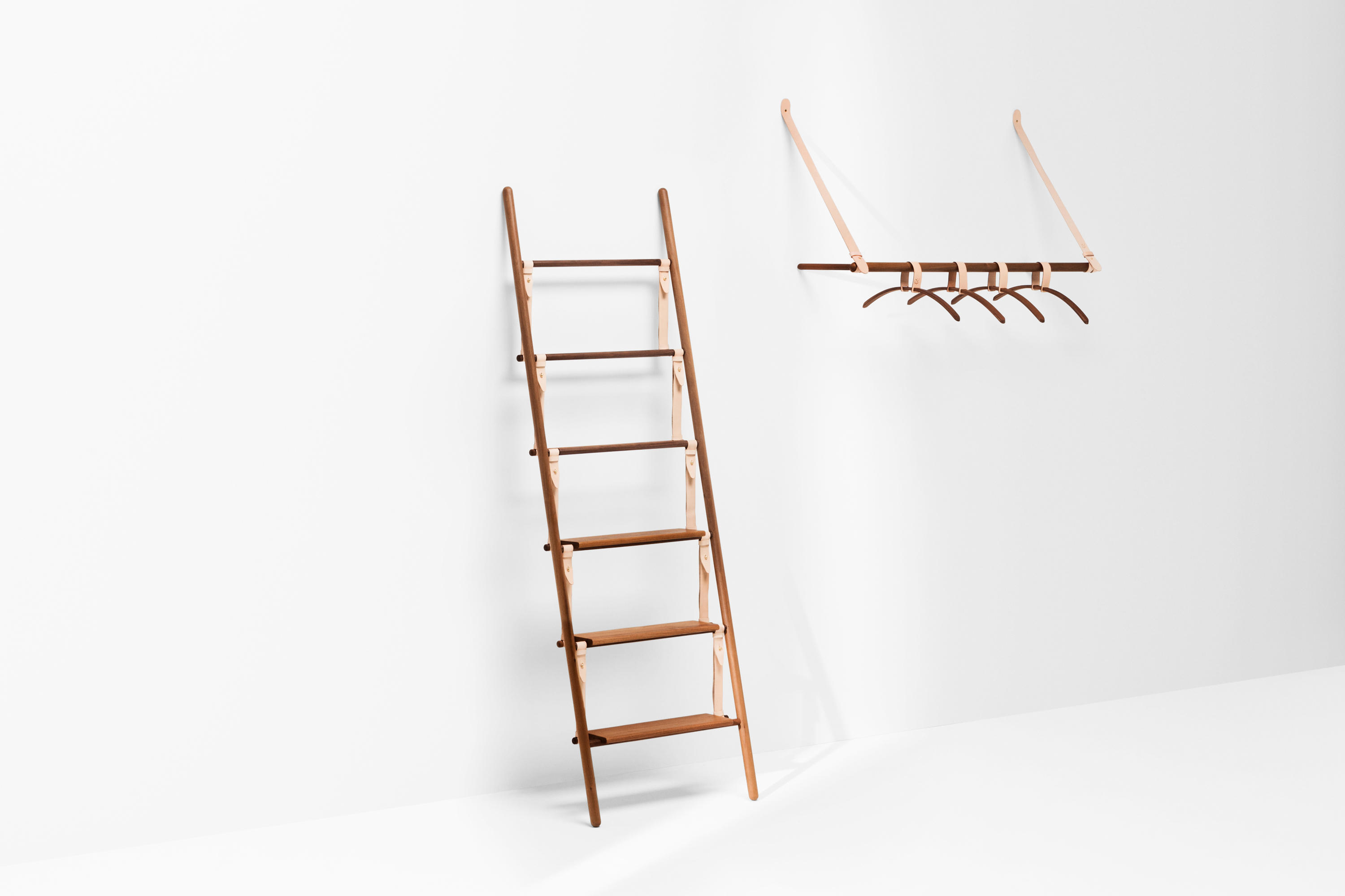 and racks corner stainless coatrack hang dual interior that ceiling clothing as idea make can coat up from hanger design rack steel the come rod minimalist hanging a these cords or they single