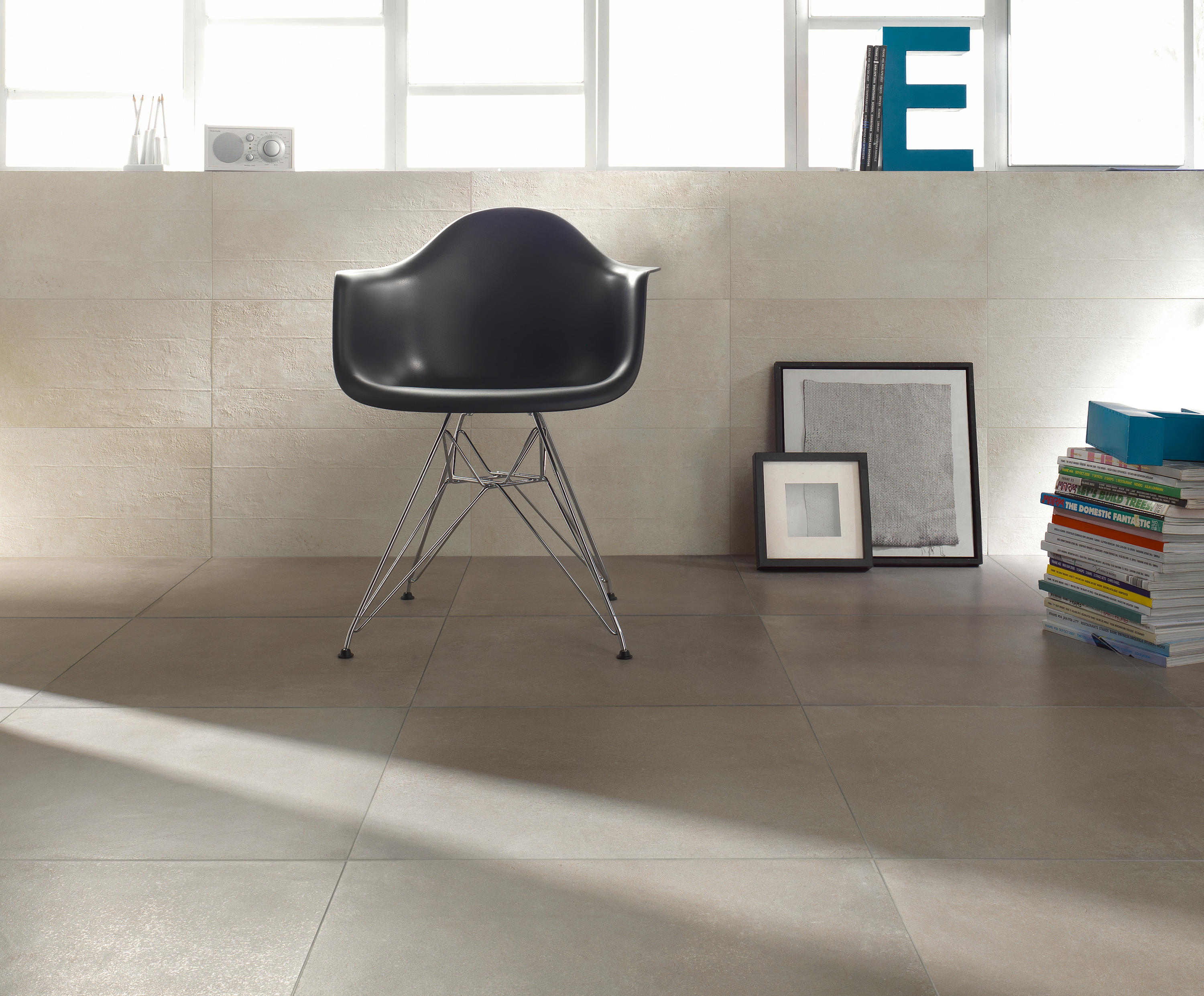 Urban concrete floor tiles from flaviker architonic for Carrelage 40x80