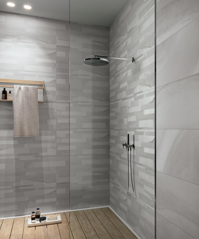 Fluido Titanio Ceramic Tiles From Ariana Ceramica