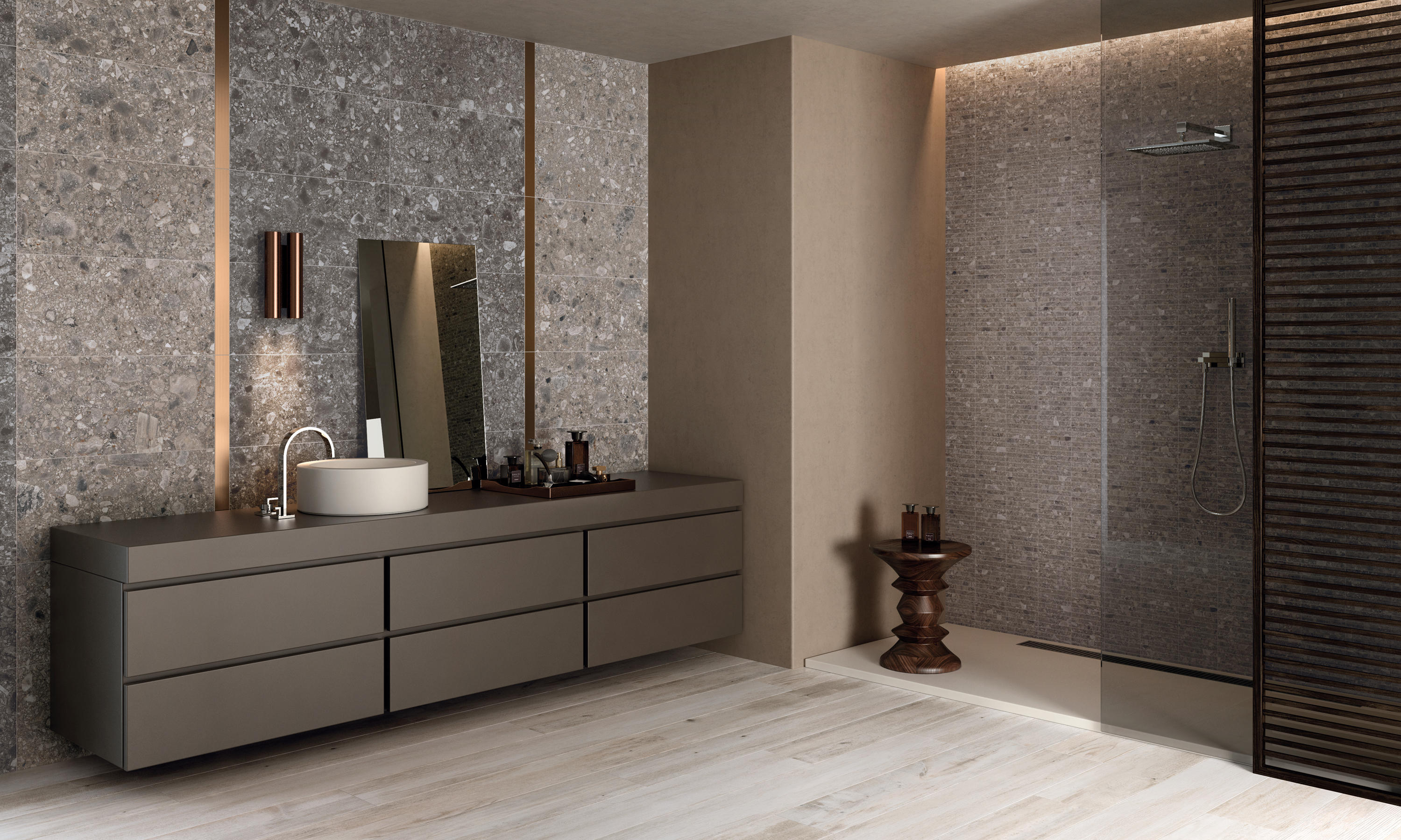 Futura Antracite Ceramic Tiles From Ariana Ceramica