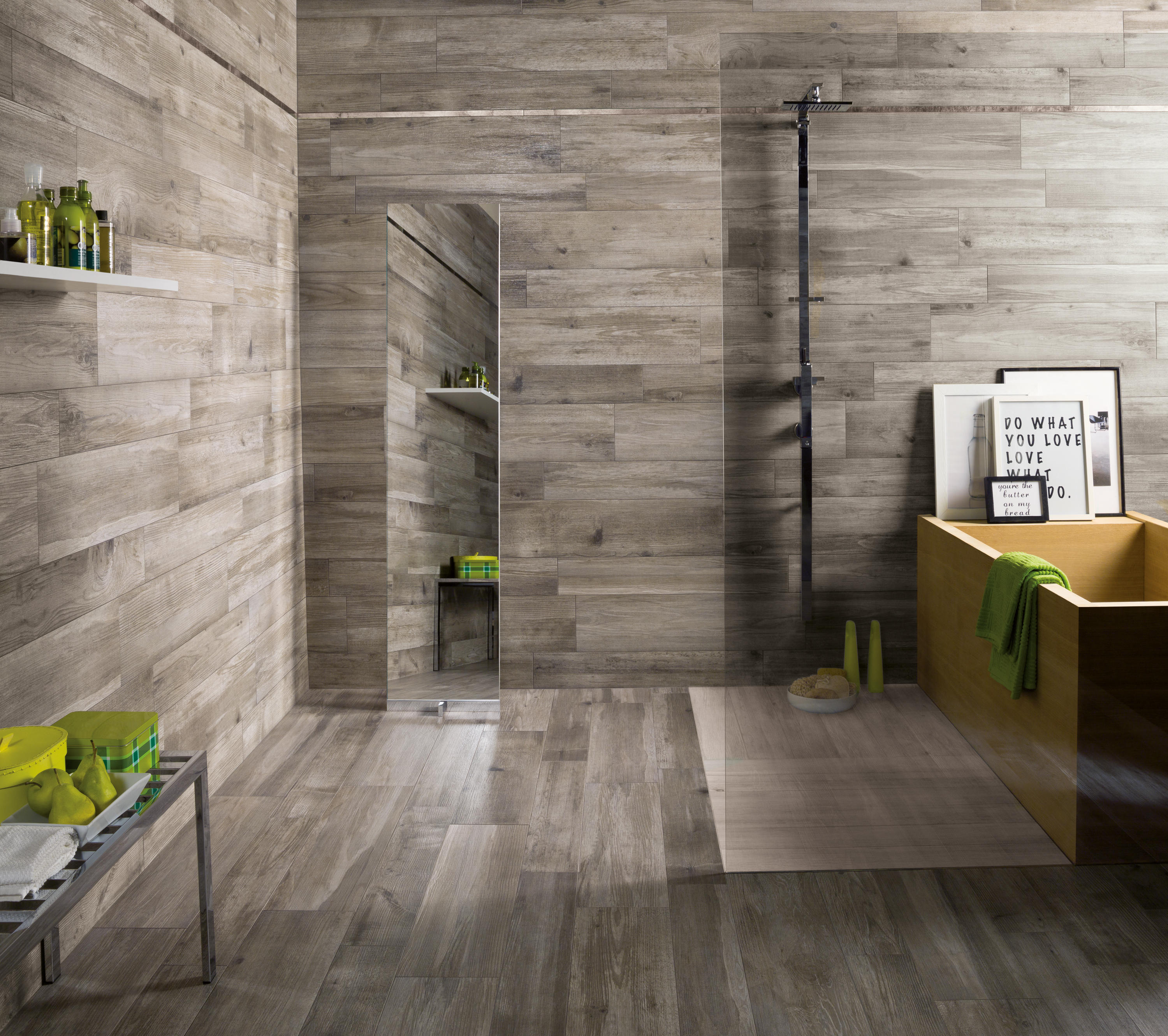 walls shower floor wood flooring luxury tile fantastical home bathroom
