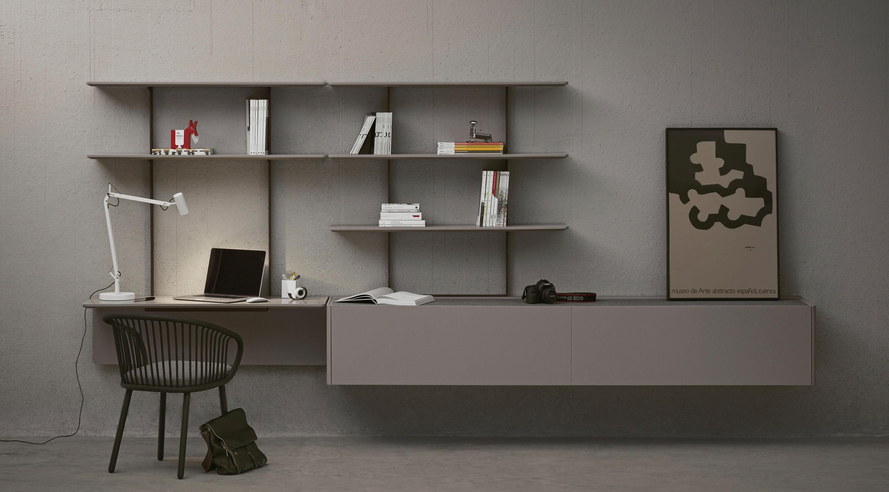 La Credenza En Español : Rocky shelving from la chance architonic