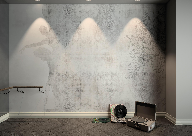 Glamora Carta Da Parati.Opera Boheme Bespoke Wall Coverings From Glamora Architonic