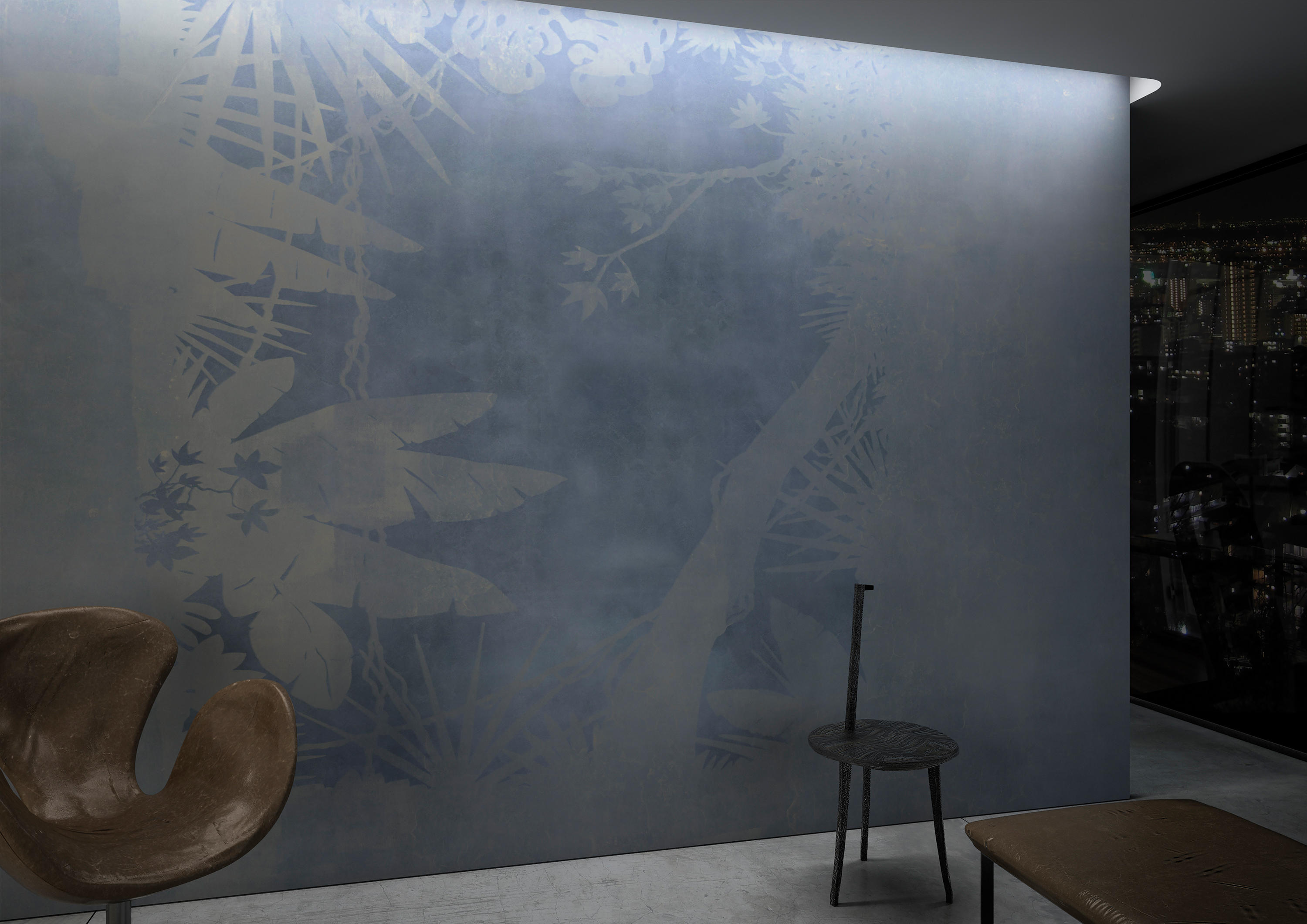 Flore ce soir wall coverings from glamora architonic - Carta da parati ...