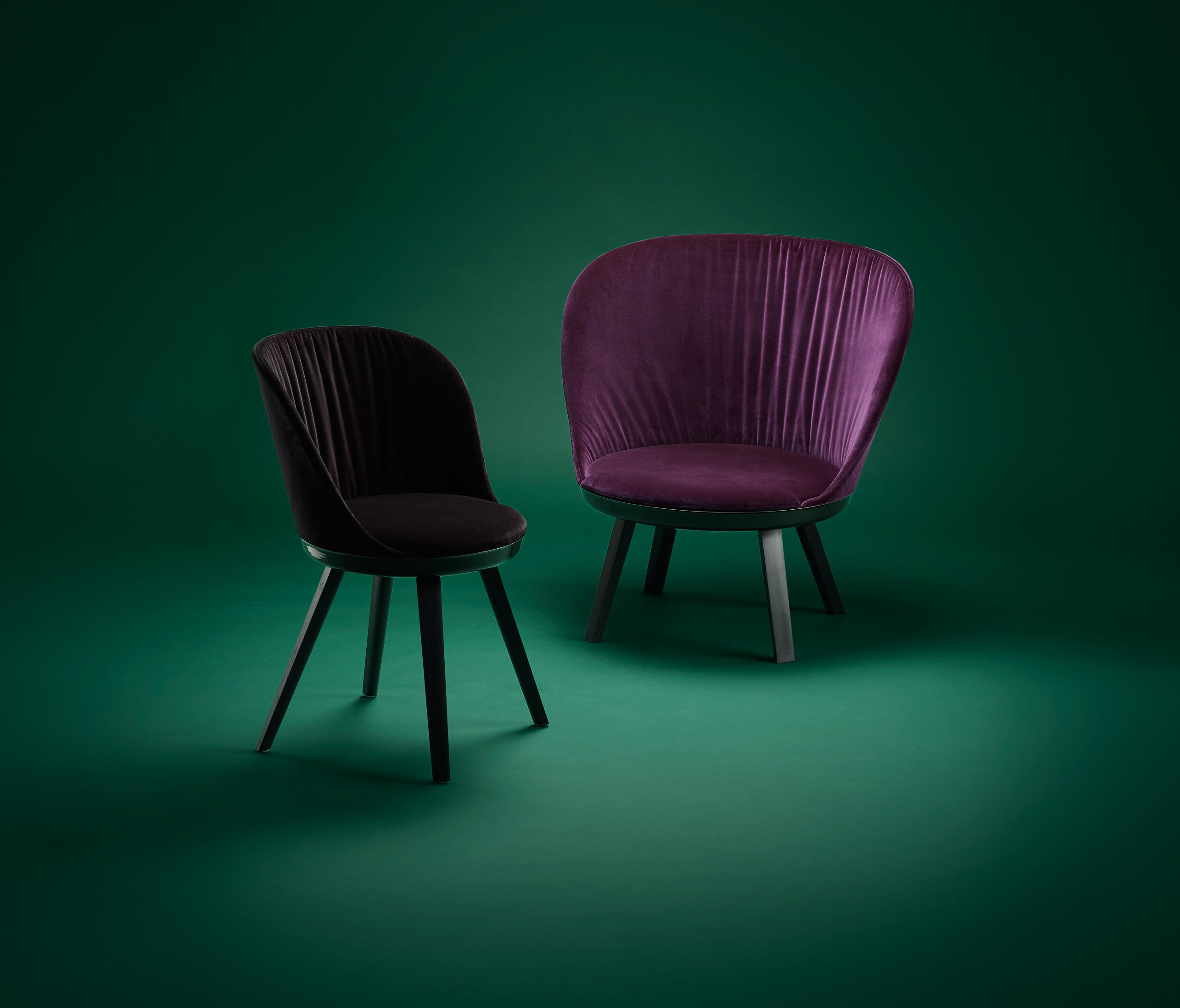 romy stuhl st hle von freifrau sitzm belmanufaktur architonic. Black Bedroom Furniture Sets. Home Design Ideas