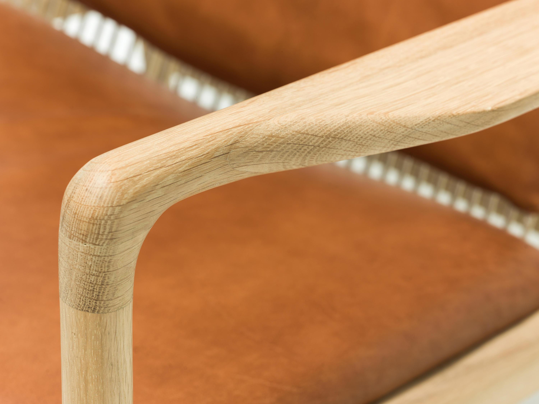 Fawn Dedo Lounge Chair Dakar Armchairs From Gazzda