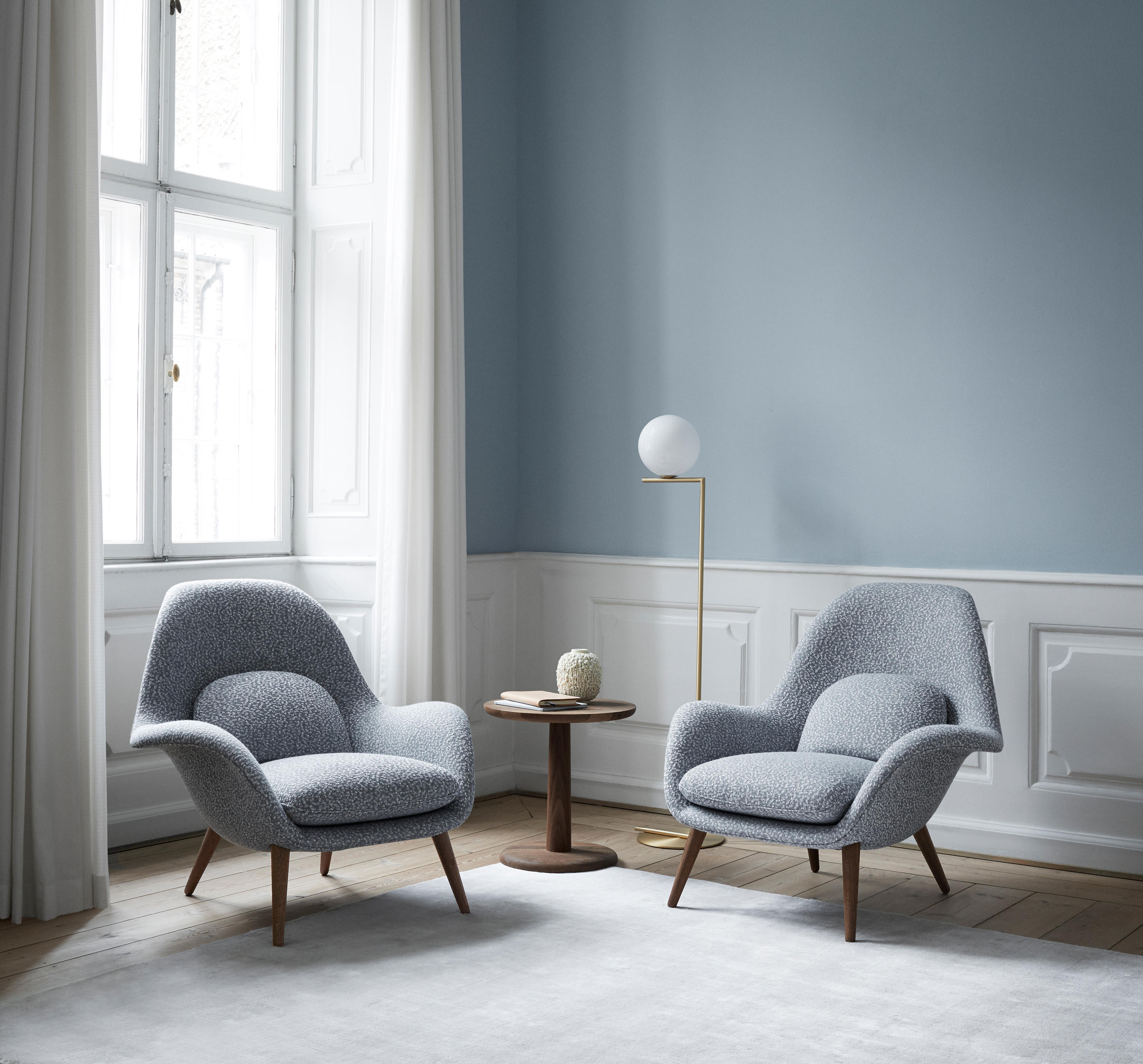 SWOON CHAIR - Lounge chairs from Fredericia Furniture | Architonic