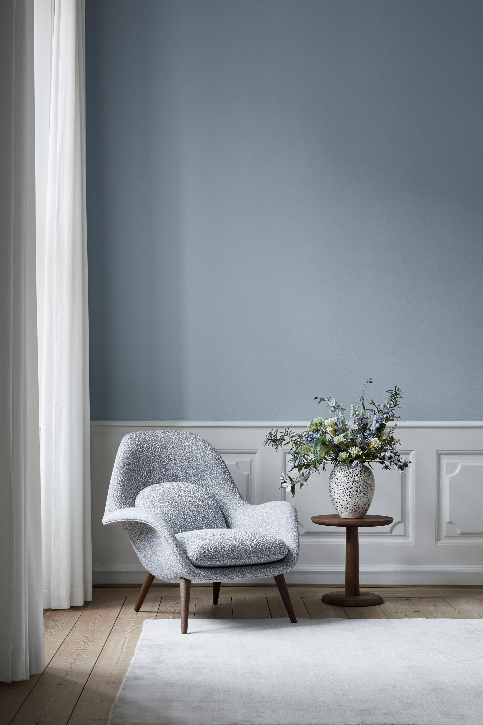 Swoon Chair Armchairs From Fredericia Furniture Architonic
