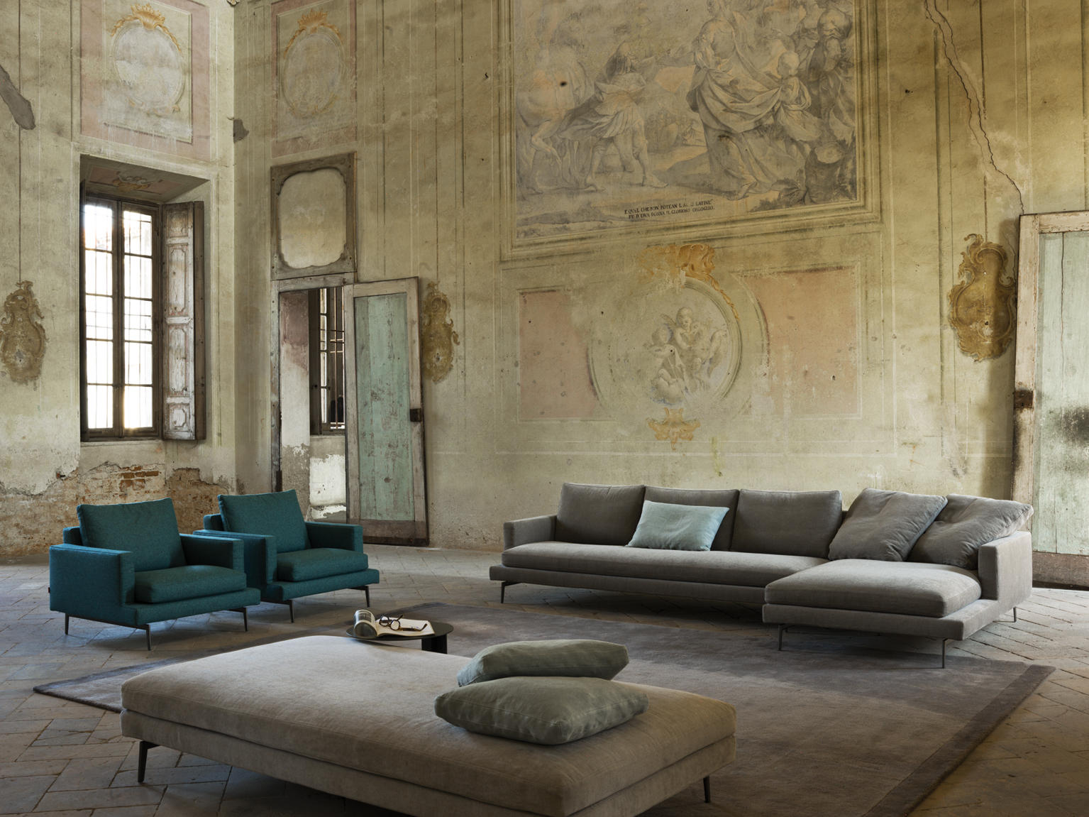 Larsen Sofas From Verzelloni Architonic