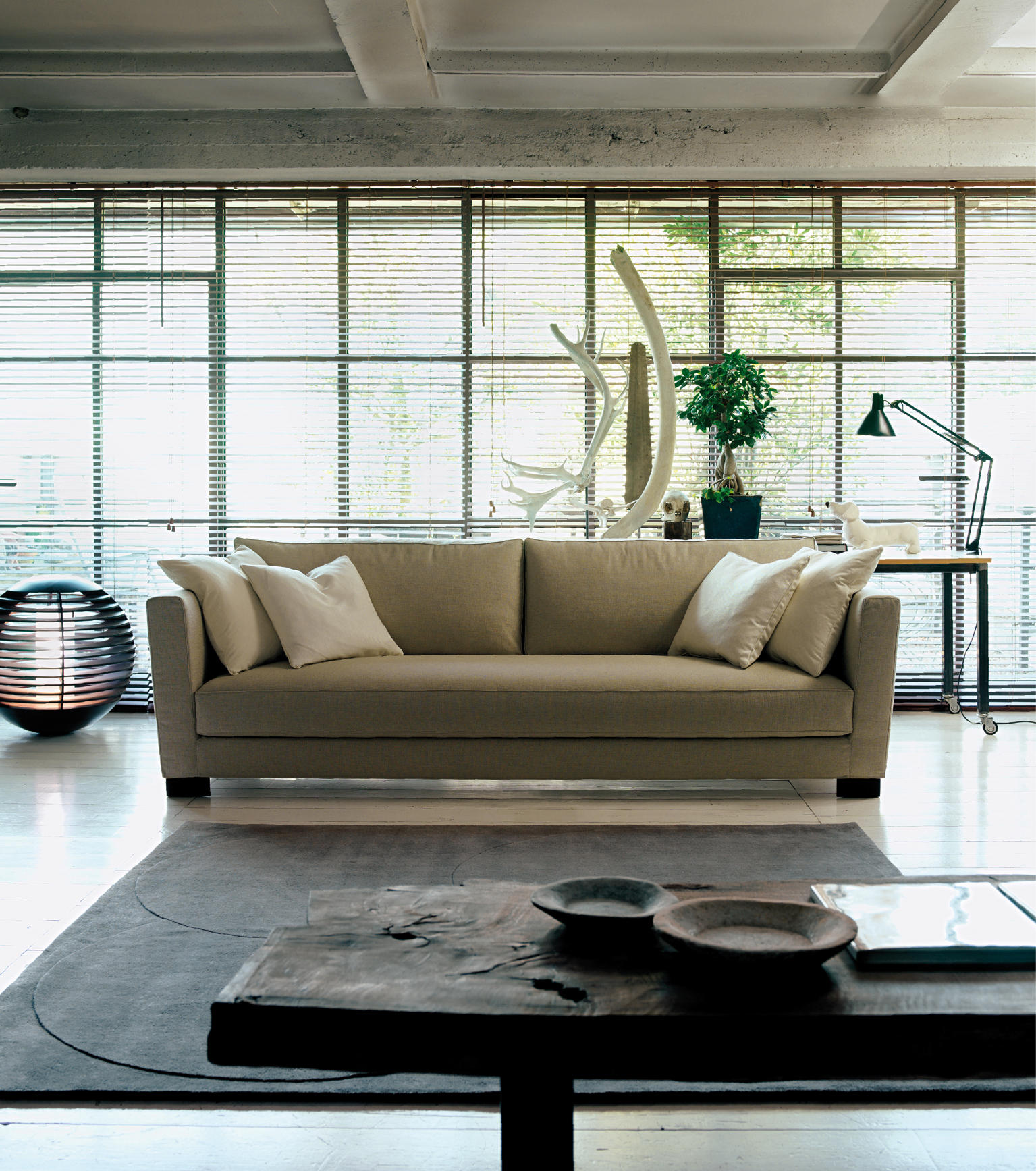 LINK Sofas from Verzelloni