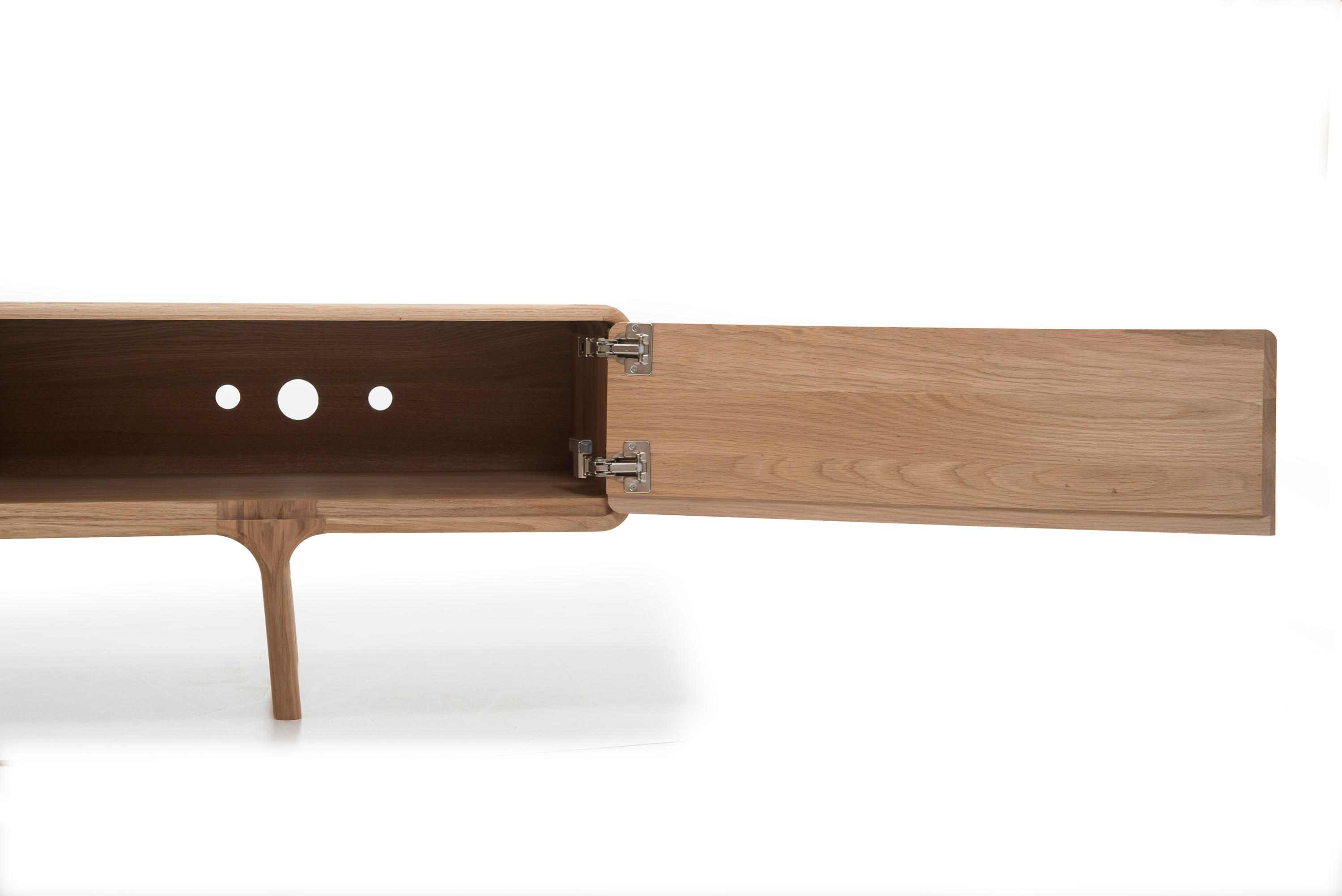 Fawn lowboard sideboards from gazzda architonic for Sideboard lowboard