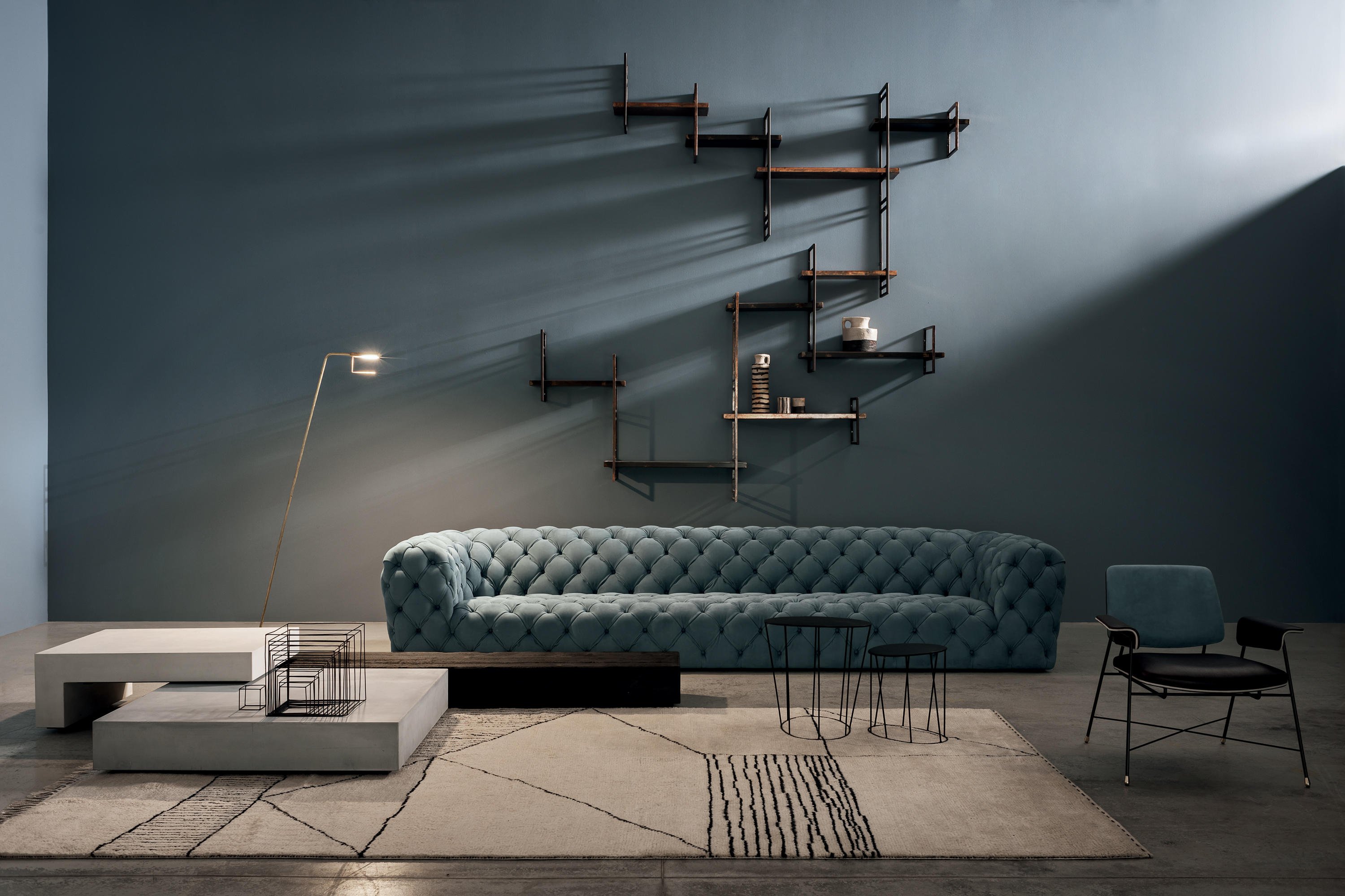 Bauhaus armchair armchairs from baxter architonic for Prostoria divani