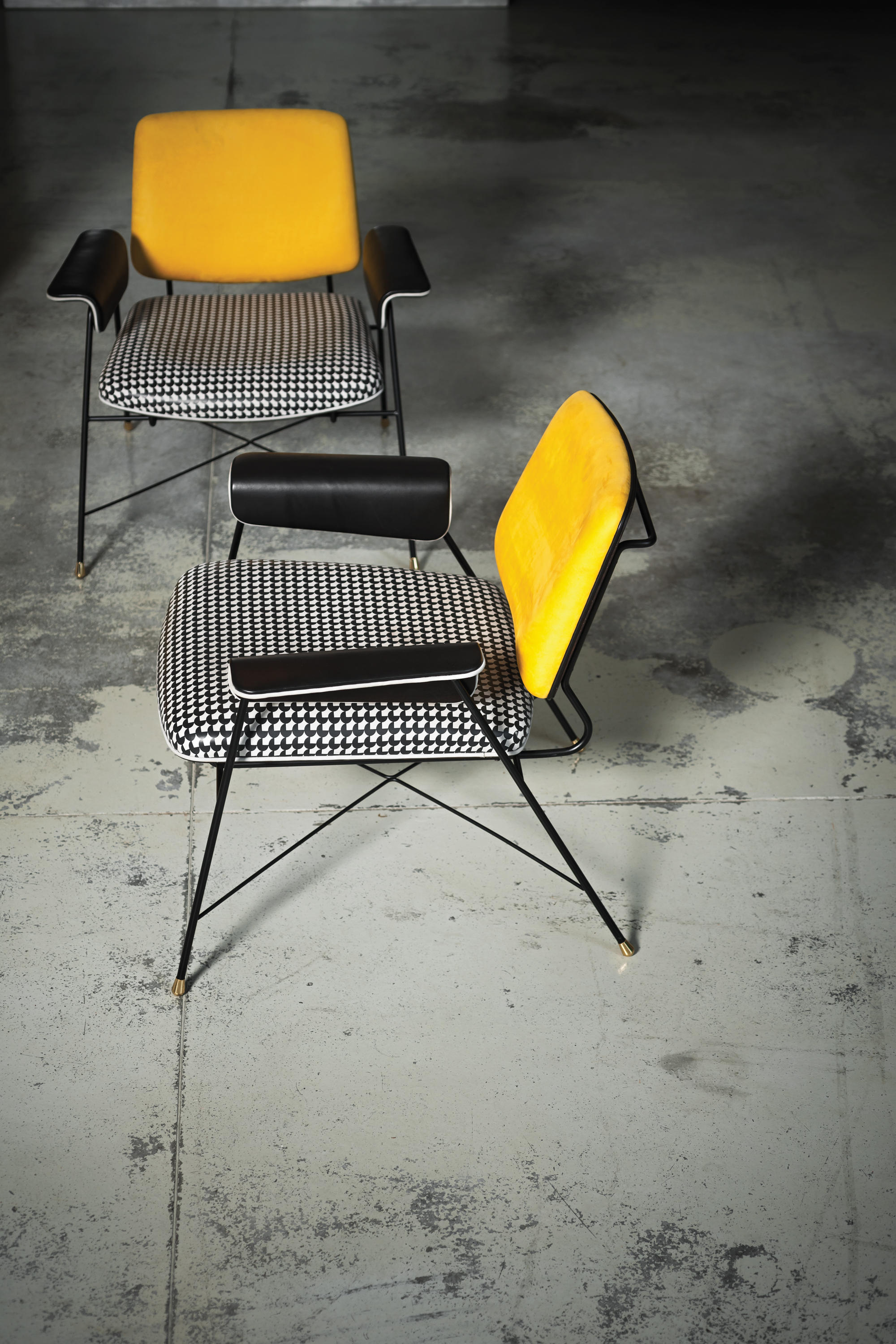 Bauhaus Armchair Armchairs From Baxter Architonic