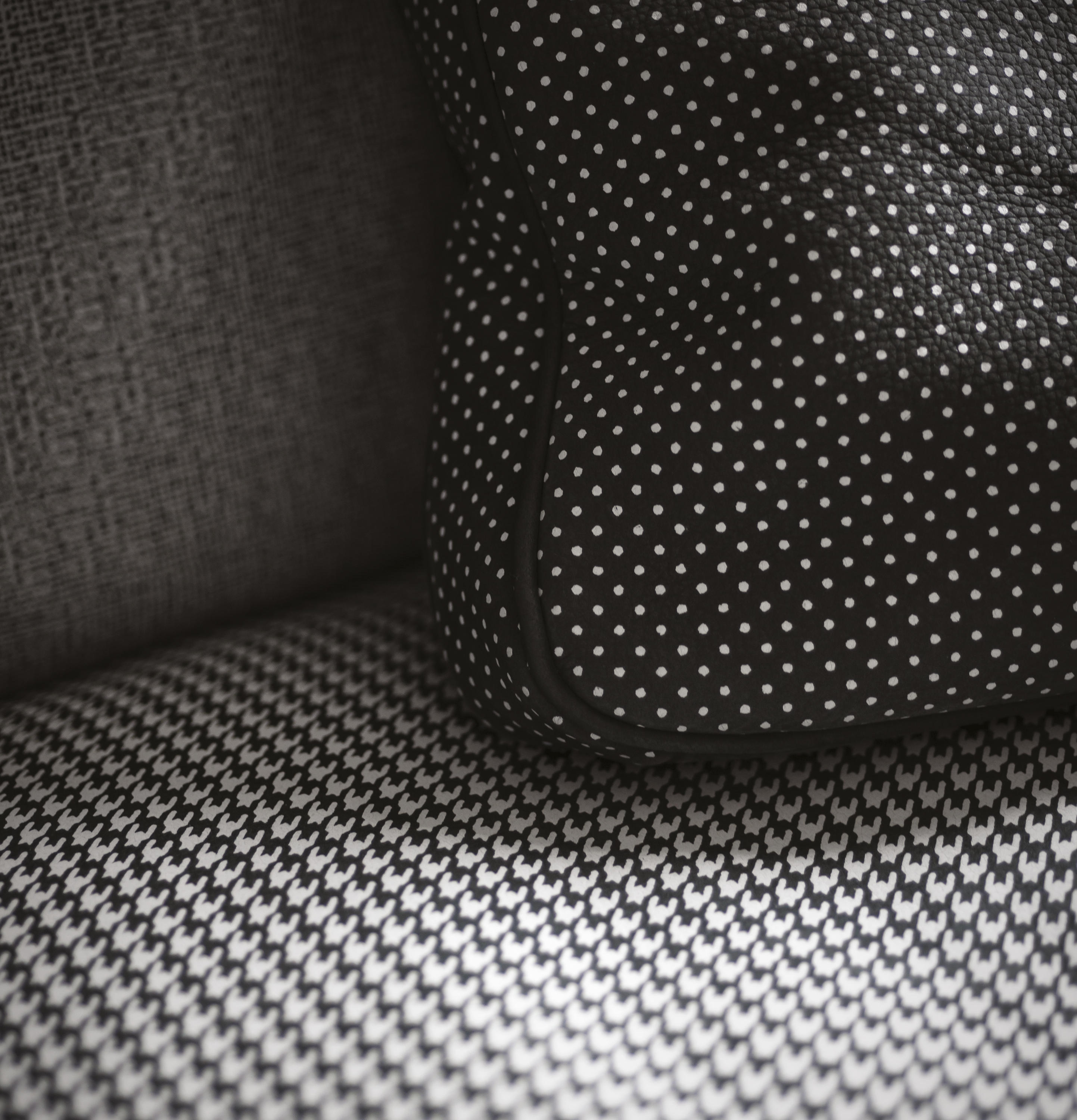 Berg 200 Re Armchair Pouf Lounge Chairs From Baxter