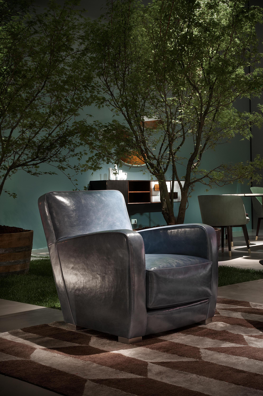 Berlino poltrona poltrone lounge baxter architonic for Baxter poltrone