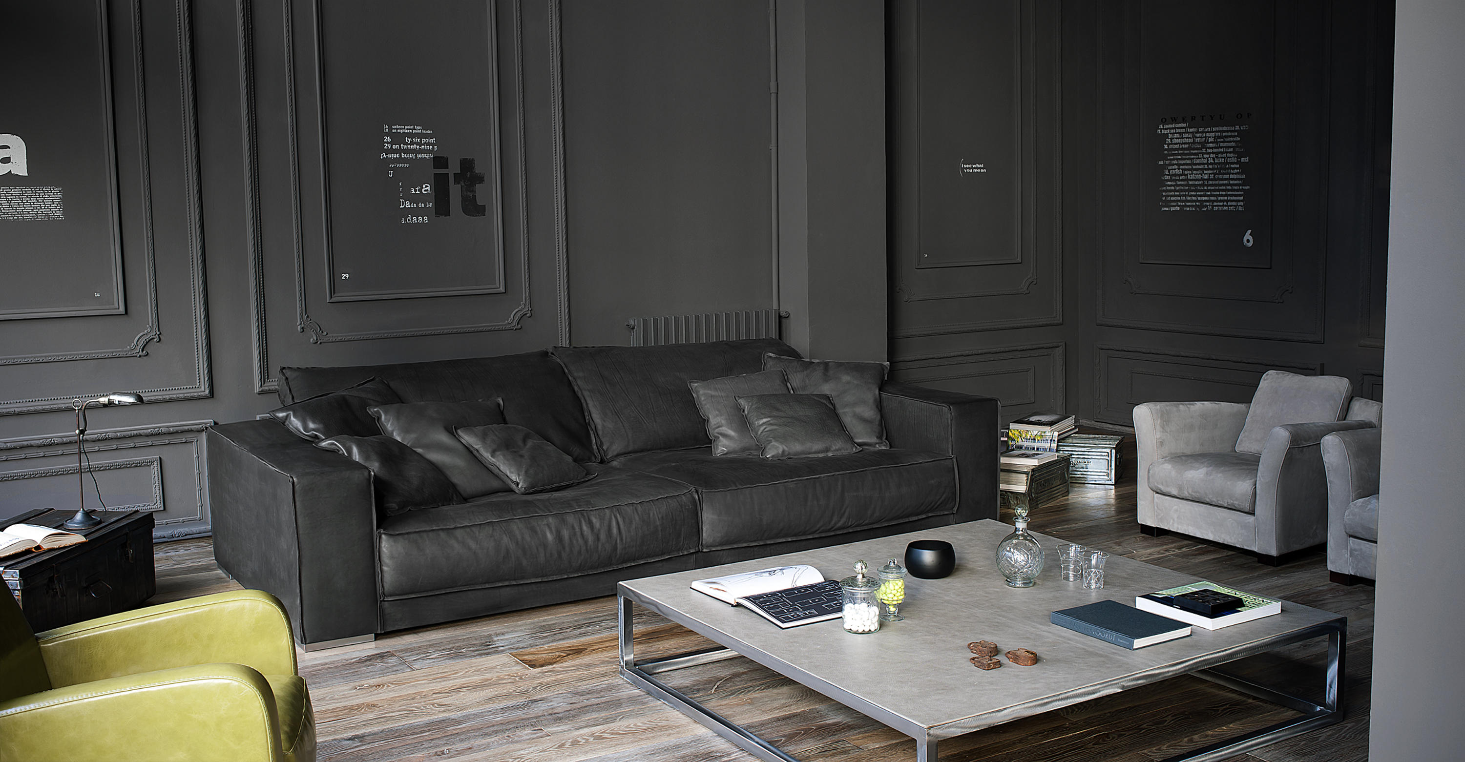 Budapest Sofa Sofas From Baxter Architonic