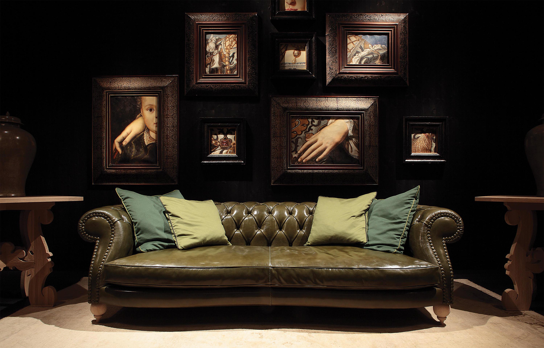 Diana chester divano divani lounge baxter architonic for Baxter italia divani