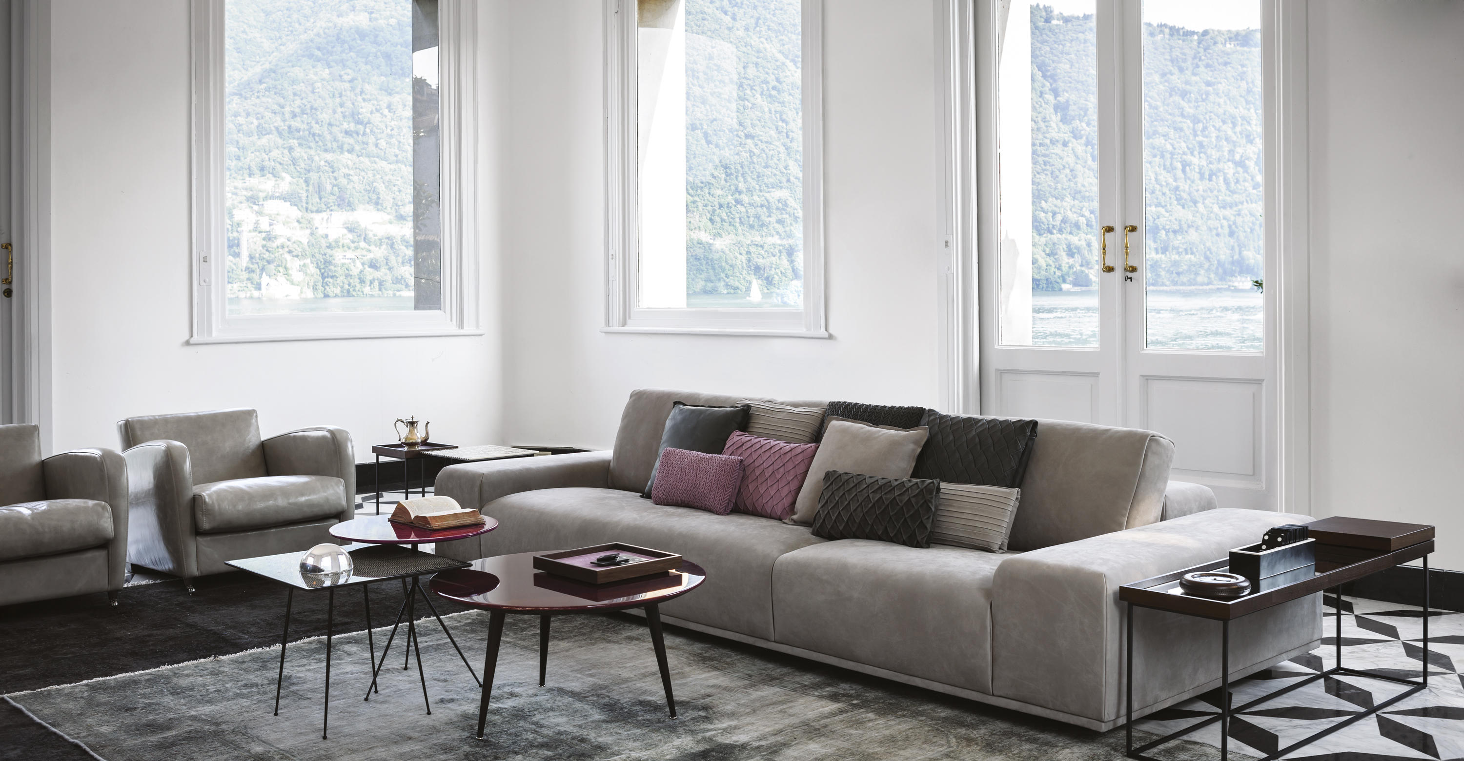 monsieur sofa sofas from baxter architonic