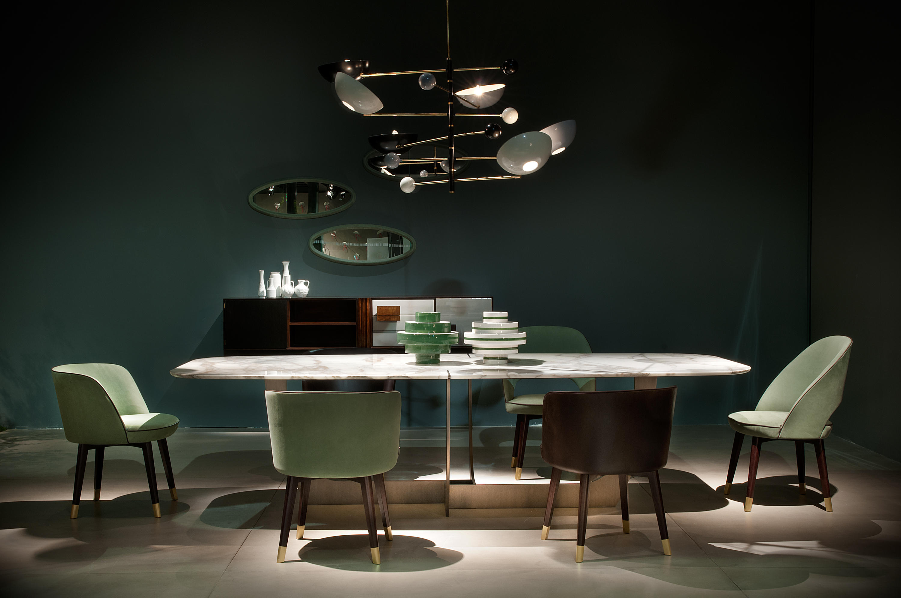 Romeo Table Dining Tables From Baxter Architonic