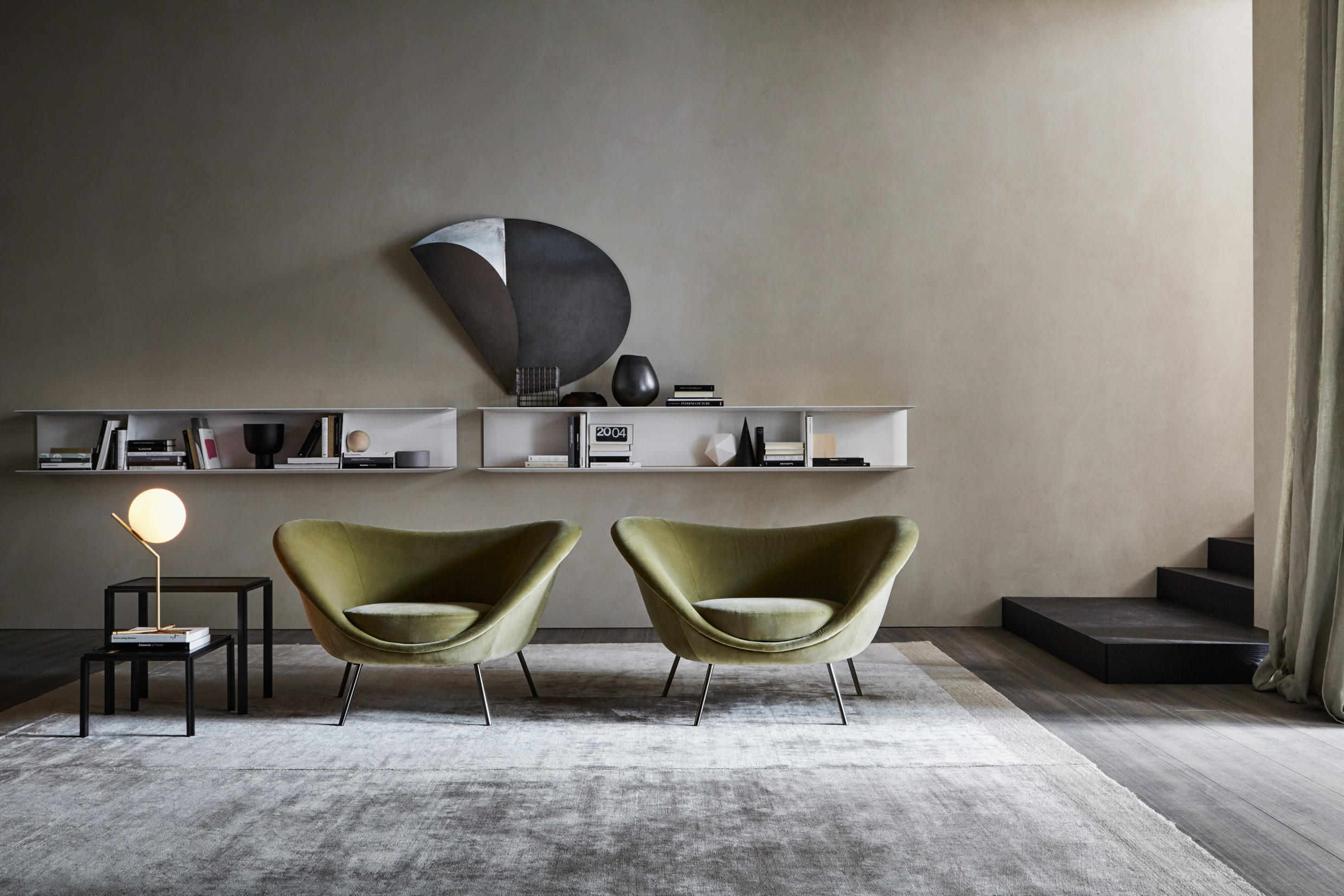 D.154.2 ARMCHAIR - Armchairs from Molteni & C | Architonic
