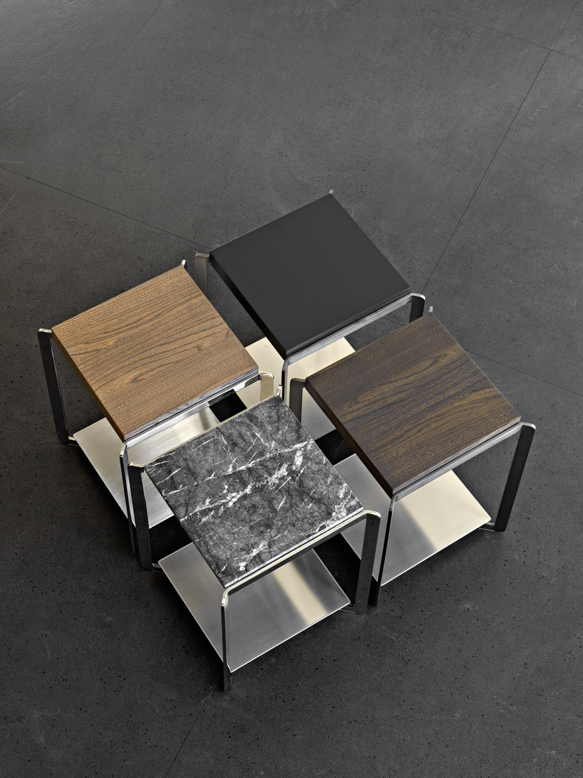Portfolio small table lounge tables from molteni c architonic portfolio small table by molteni geotapseo Image collections