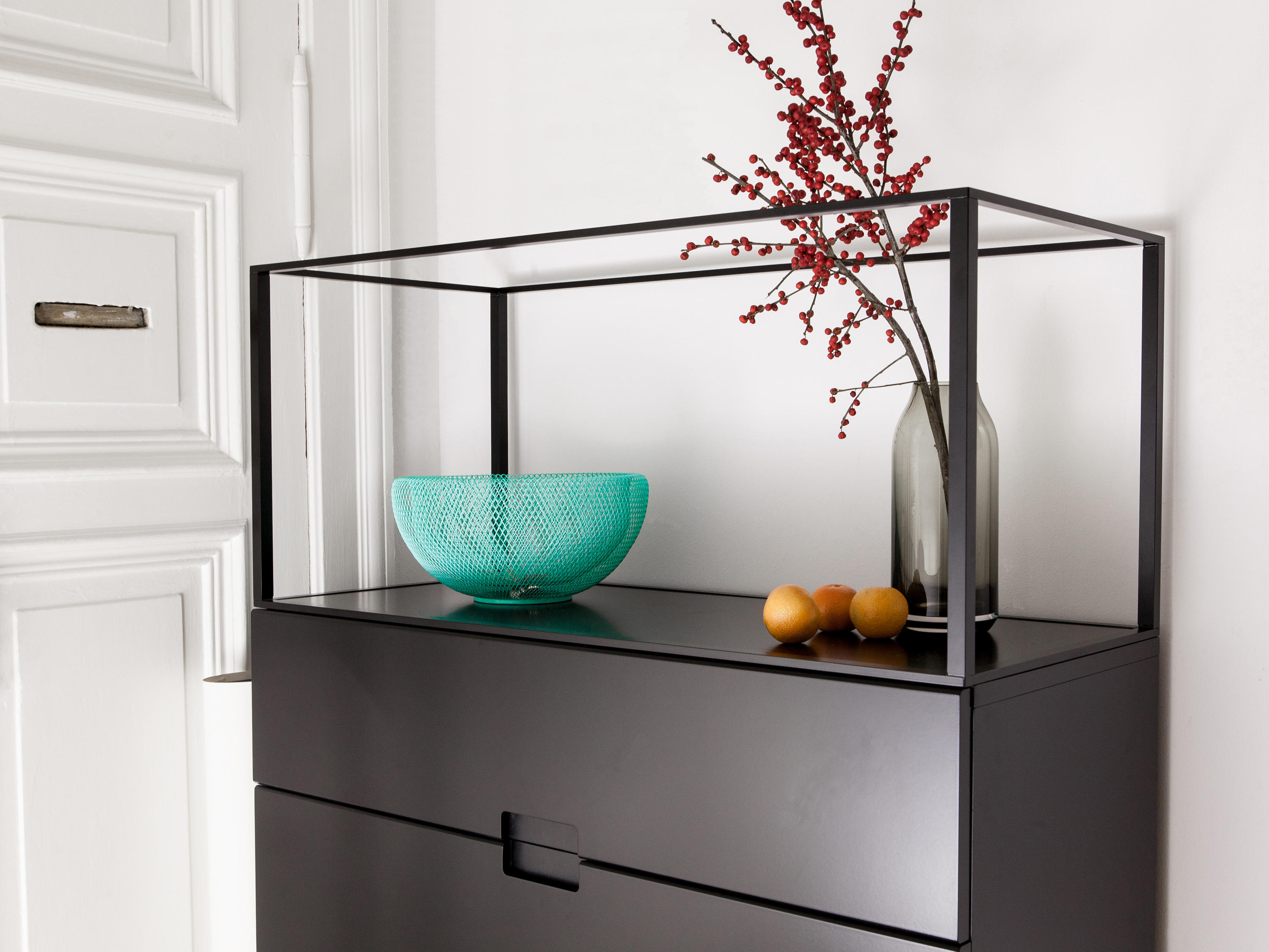 fischer shelving from objekte unserer tage architonic. Black Bedroom Furniture Sets. Home Design Ideas