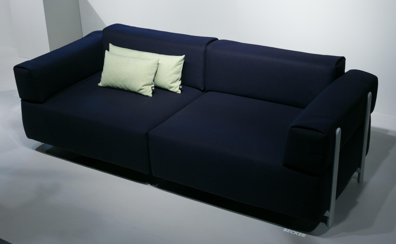 becker sof s de objekte unserer tage architonic. Black Bedroom Furniture Sets. Home Design Ideas