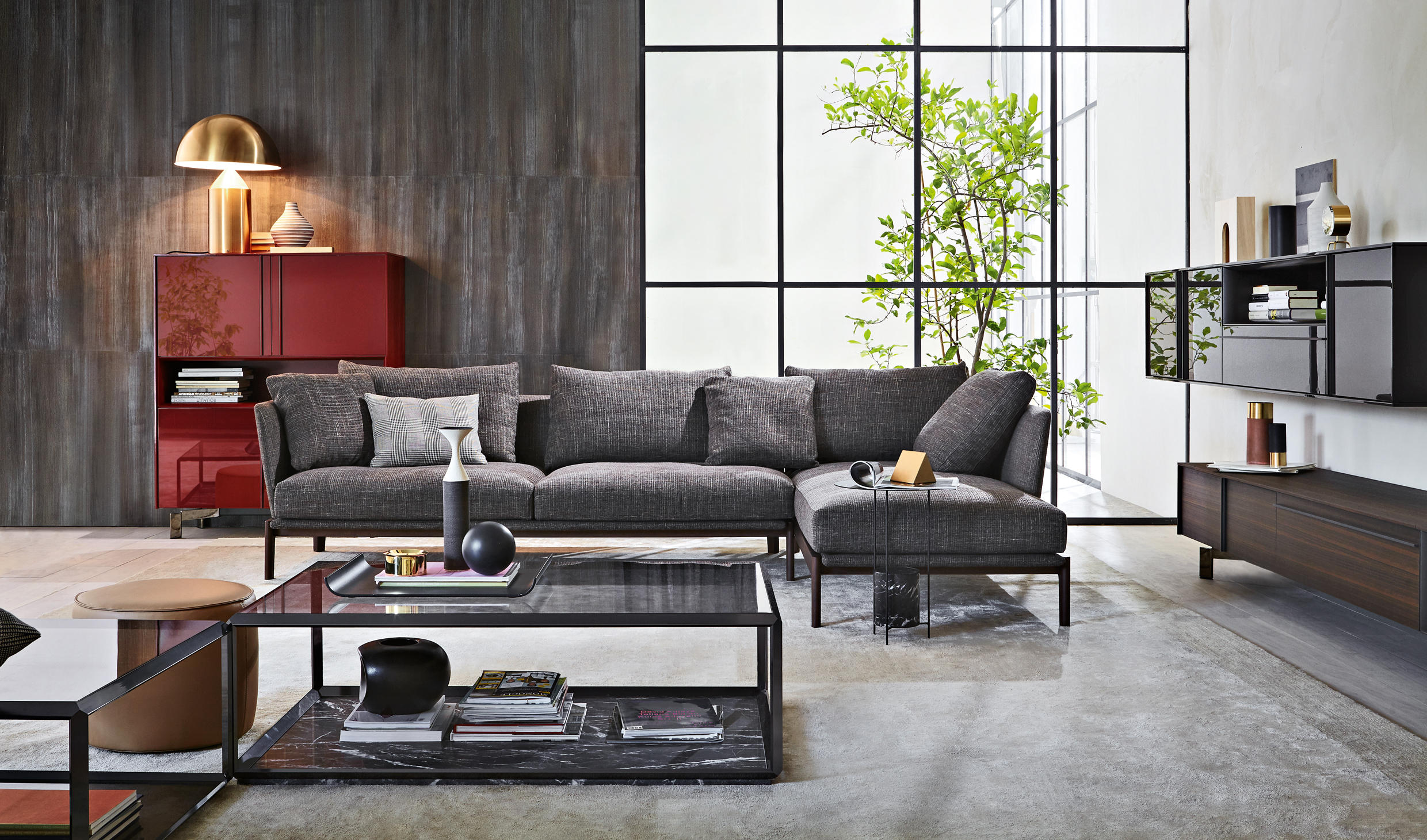 chelsea sofa modular sofa systems from molteni c. Black Bedroom Furniture Sets. Home Design Ideas
