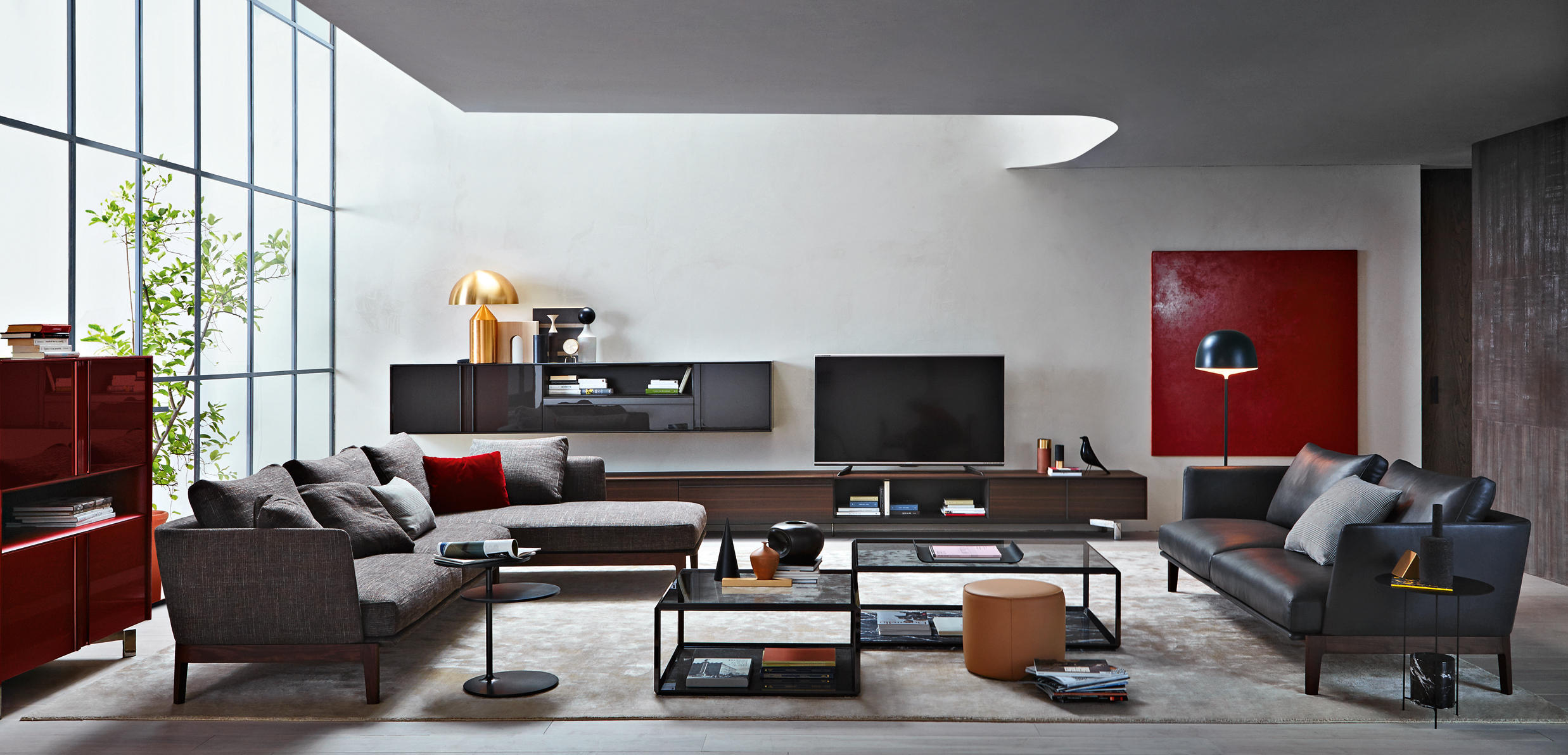 molteni c chelsea sofa. Black Bedroom Furniture Sets. Home Design Ideas