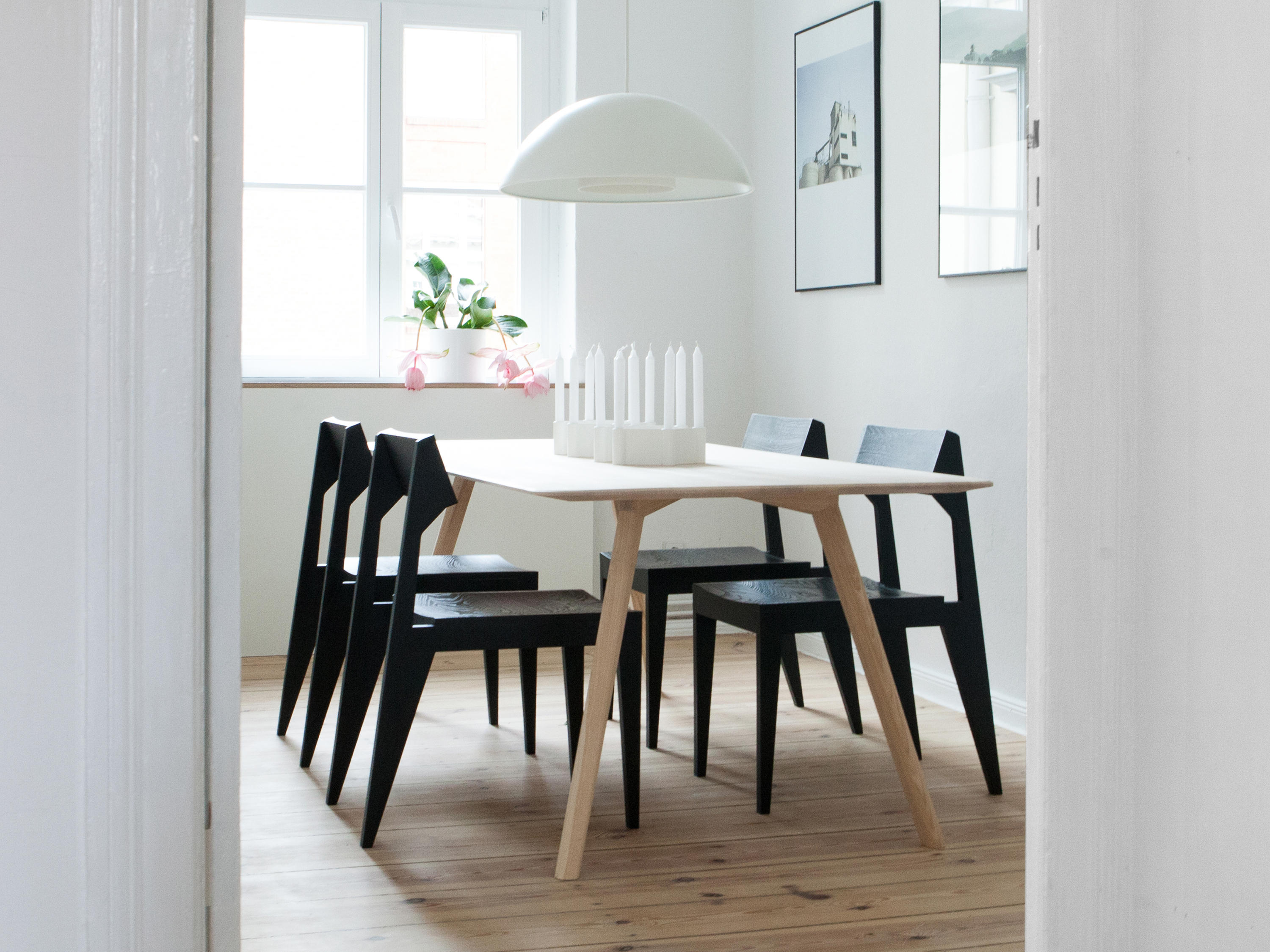 MEYER ˜ 92 Dining tables from Objekte unserer Tage